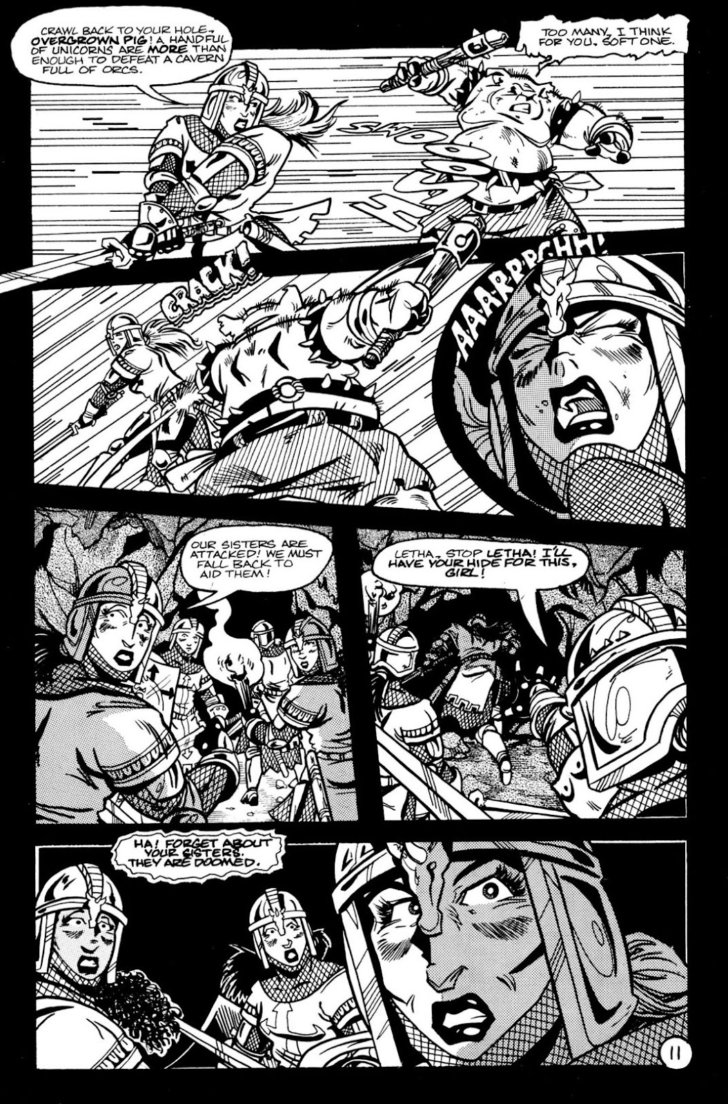 The Realm (1986) issue 9 - Page 13