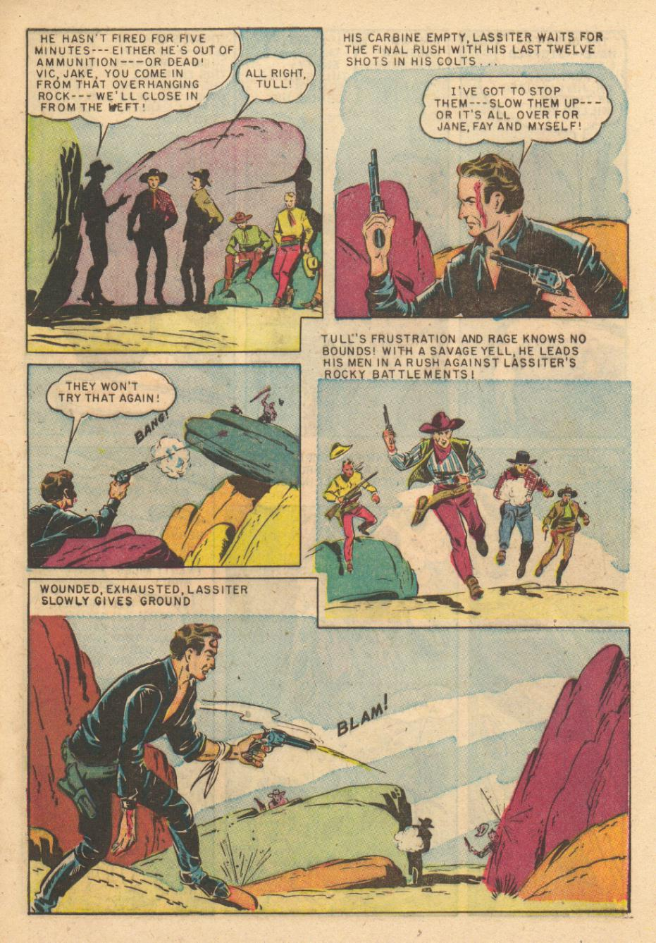 Four Color Comics issue 372 - Page 33