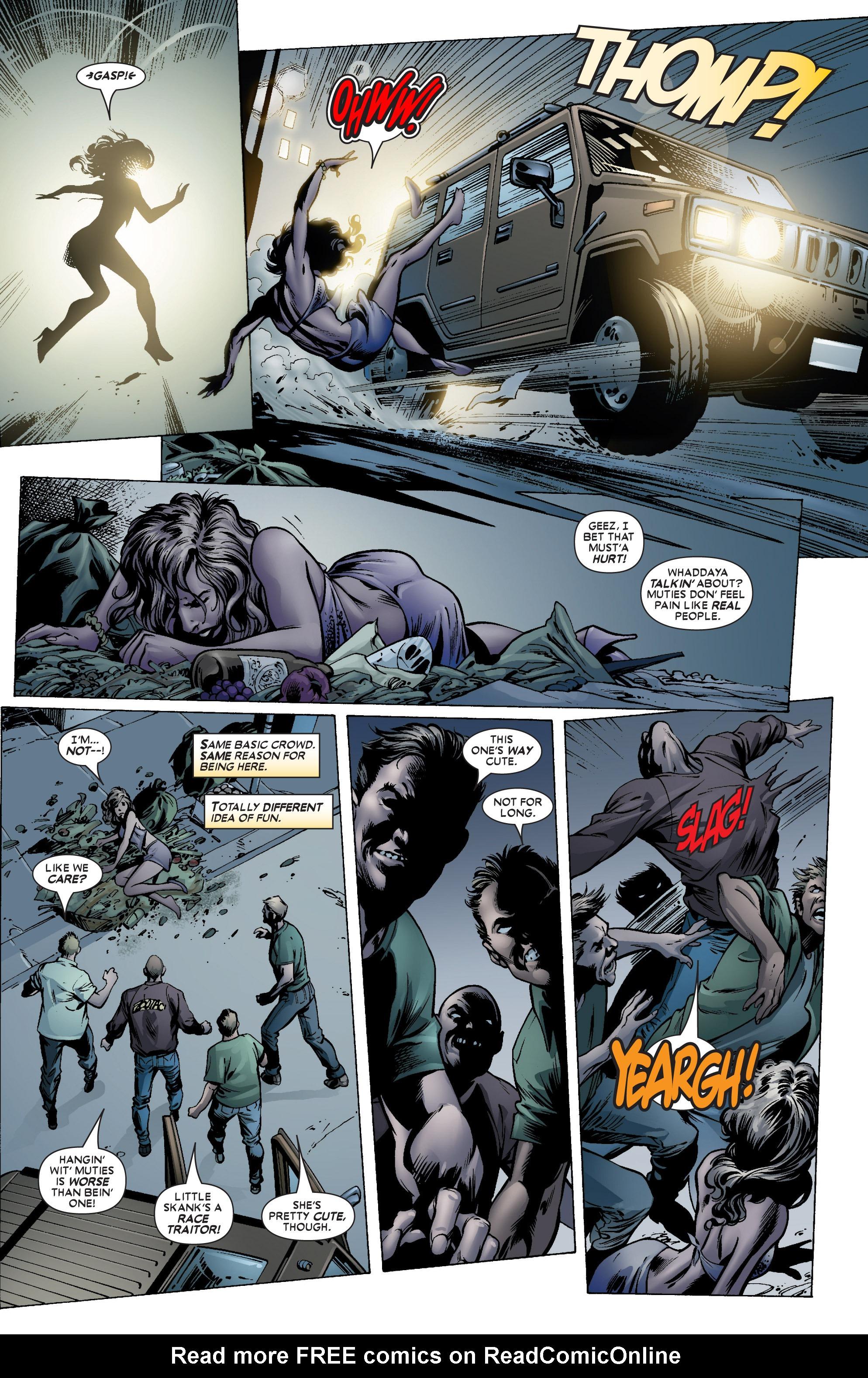 Read online Uncanny X-Men (1963) comic -  Issue #450 - 9