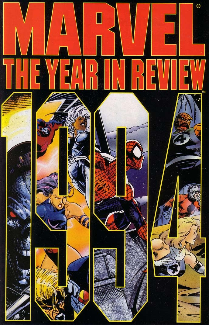 Marvel: The Year-in-Review 6 Page 1