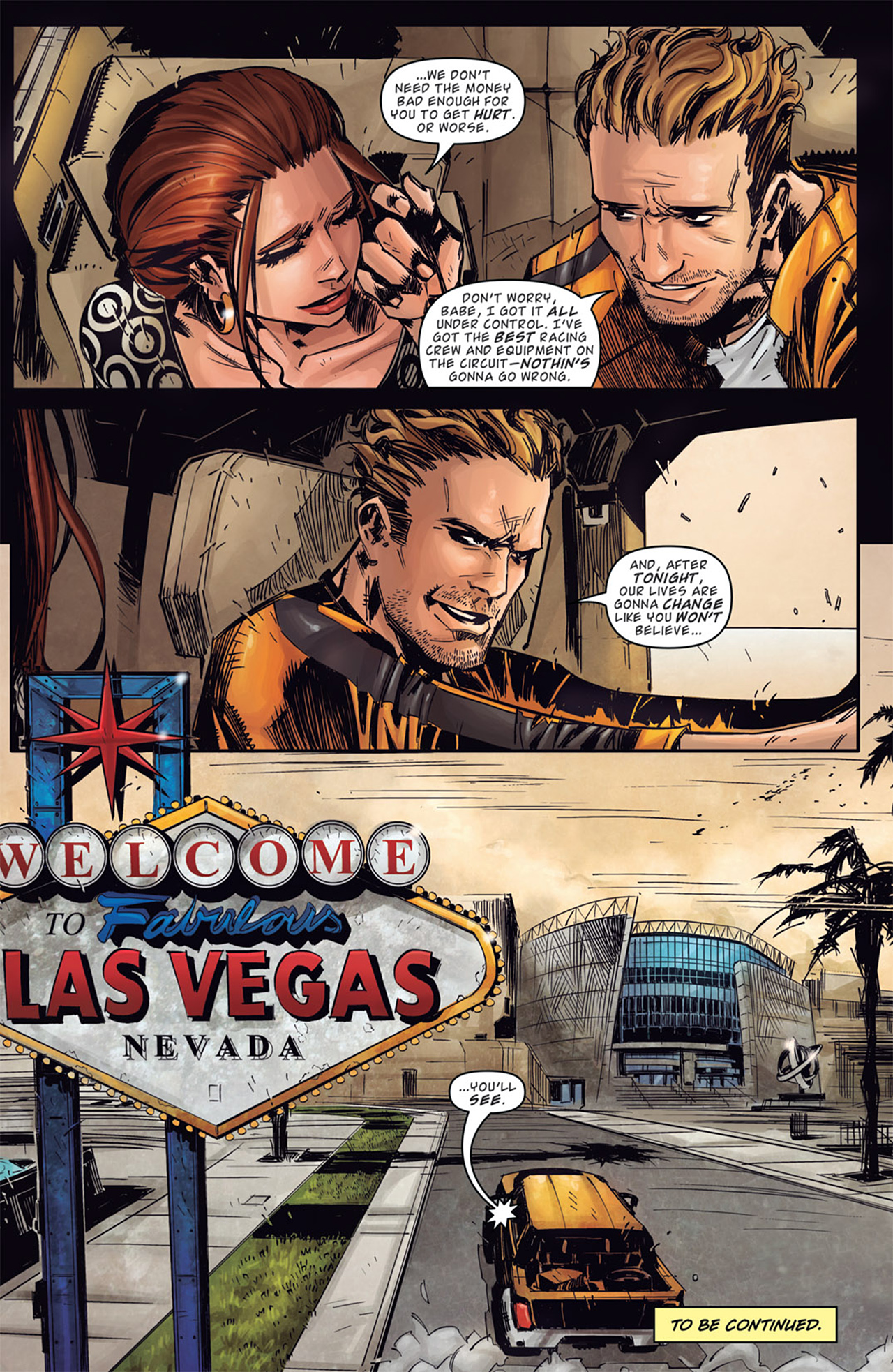 Read online Dead Rising: Road to Fortune comic -  Issue # TPB - 27