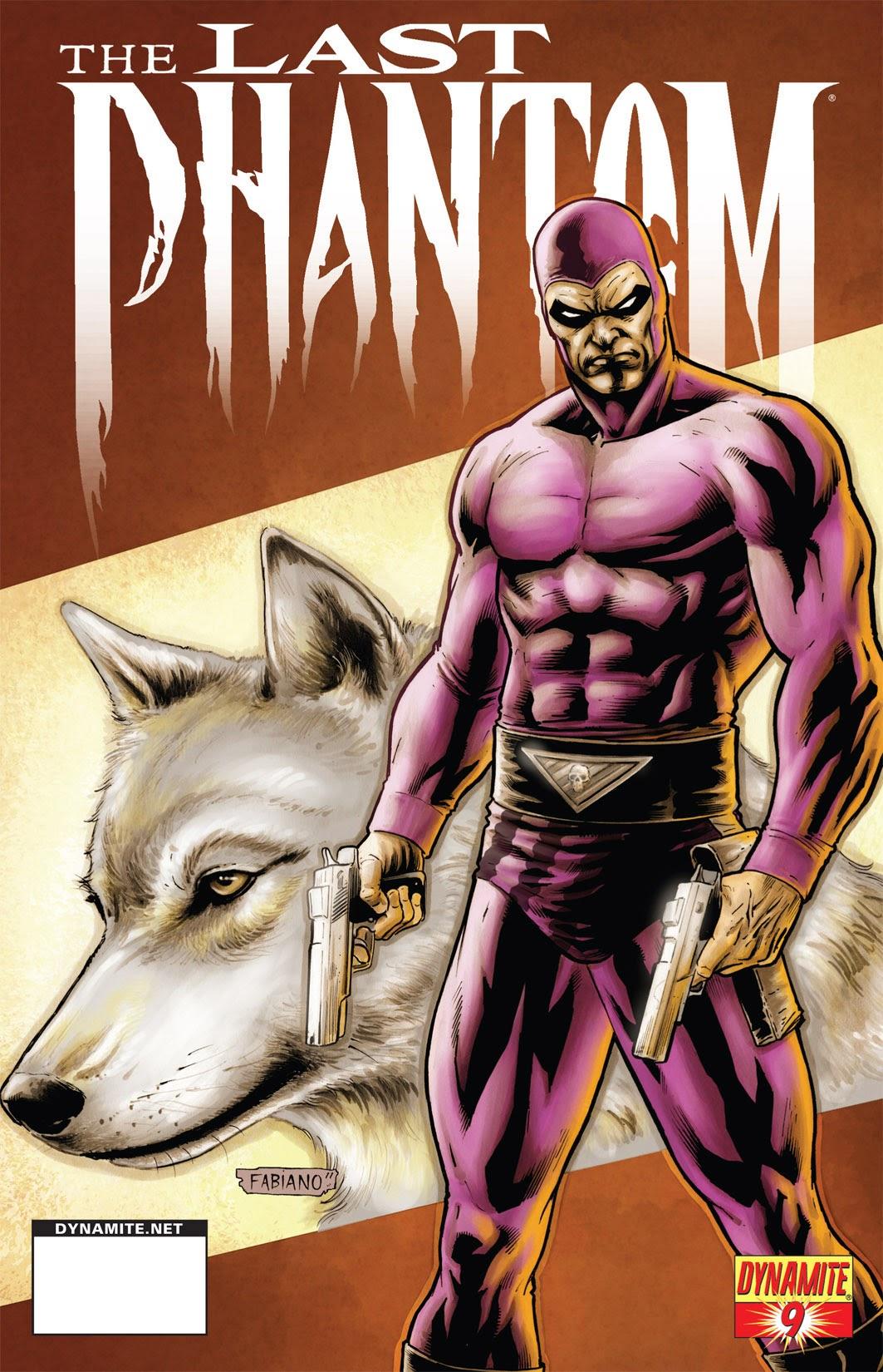The Last Phantom 9 Page 1