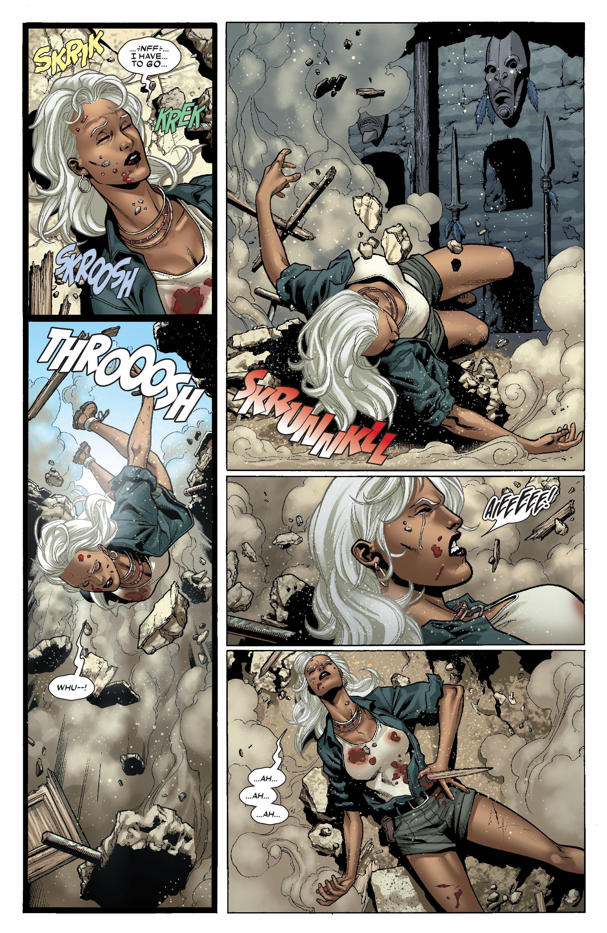 Read online Uncanny X-Men (1963) comic -  Issue # _Annual 1 (2006) - 26