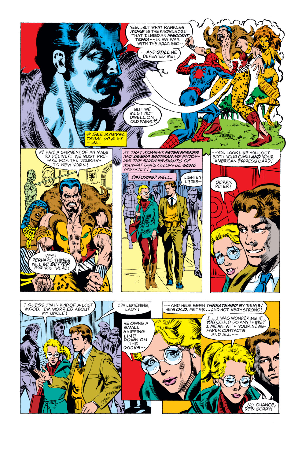 The Amazing Spider-Man (1963) 209 Page 3