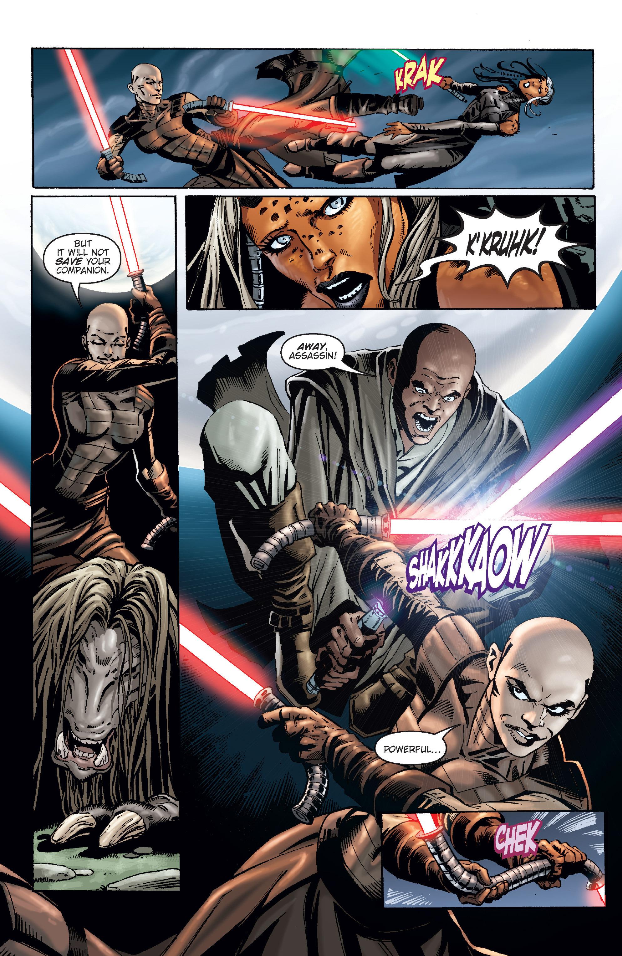 Read online Star Wars Omnibus comic -  Issue # Vol. 24 - 117