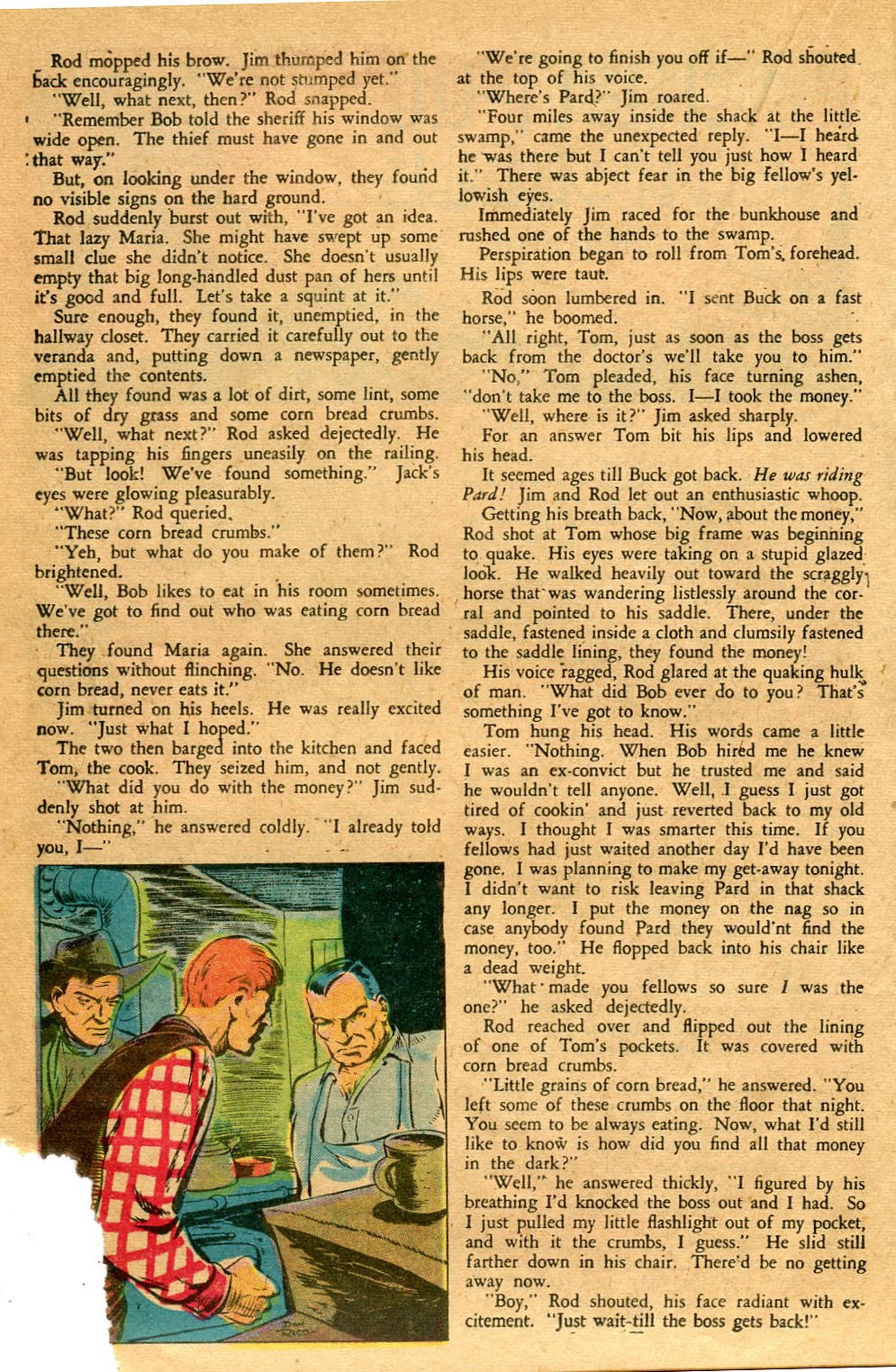 Read online Famous Funnies comic -  Issue #127 - 20