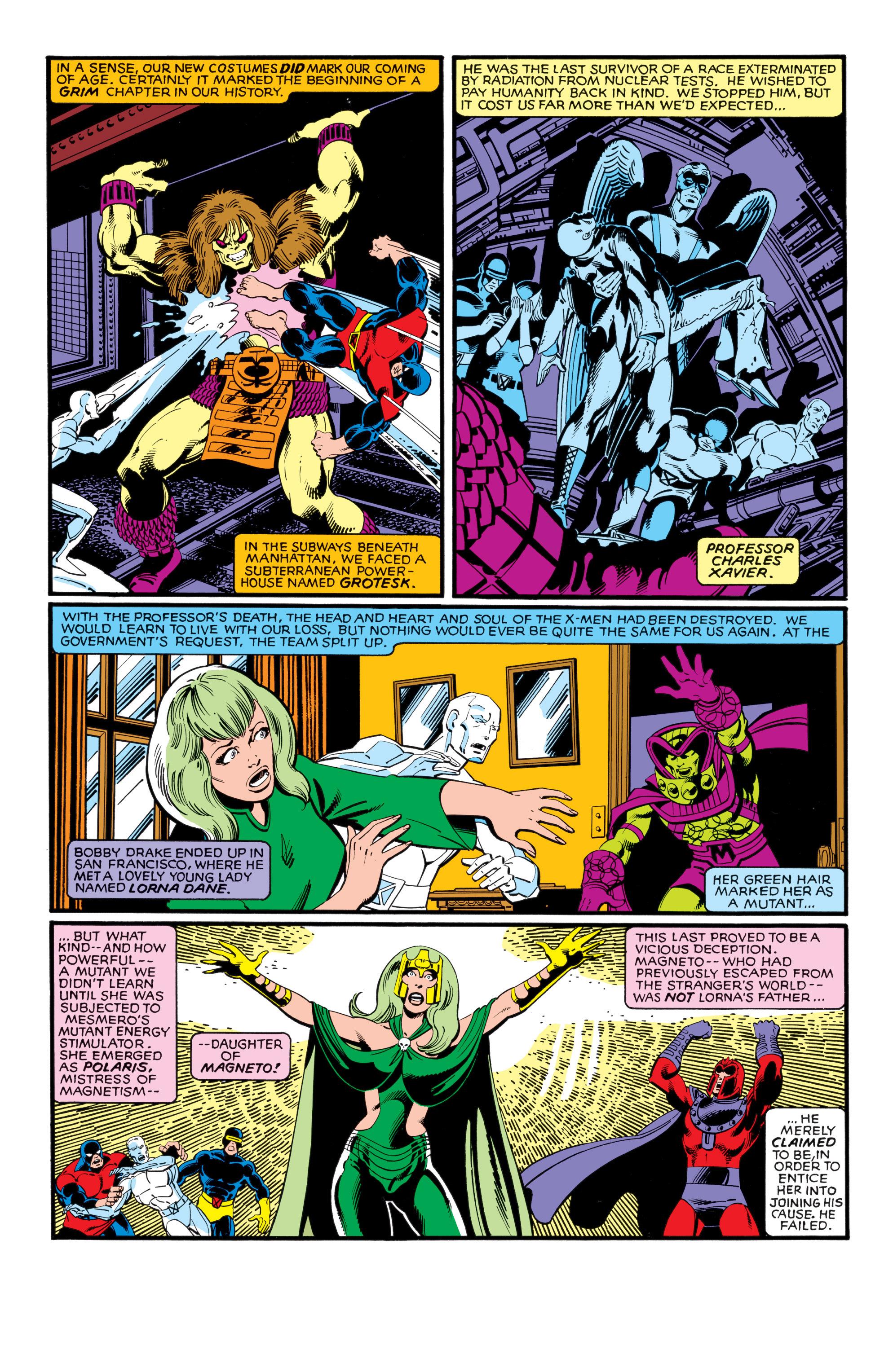 Read online Uncanny X-Men (1963) comic -  Issue #138 - 9