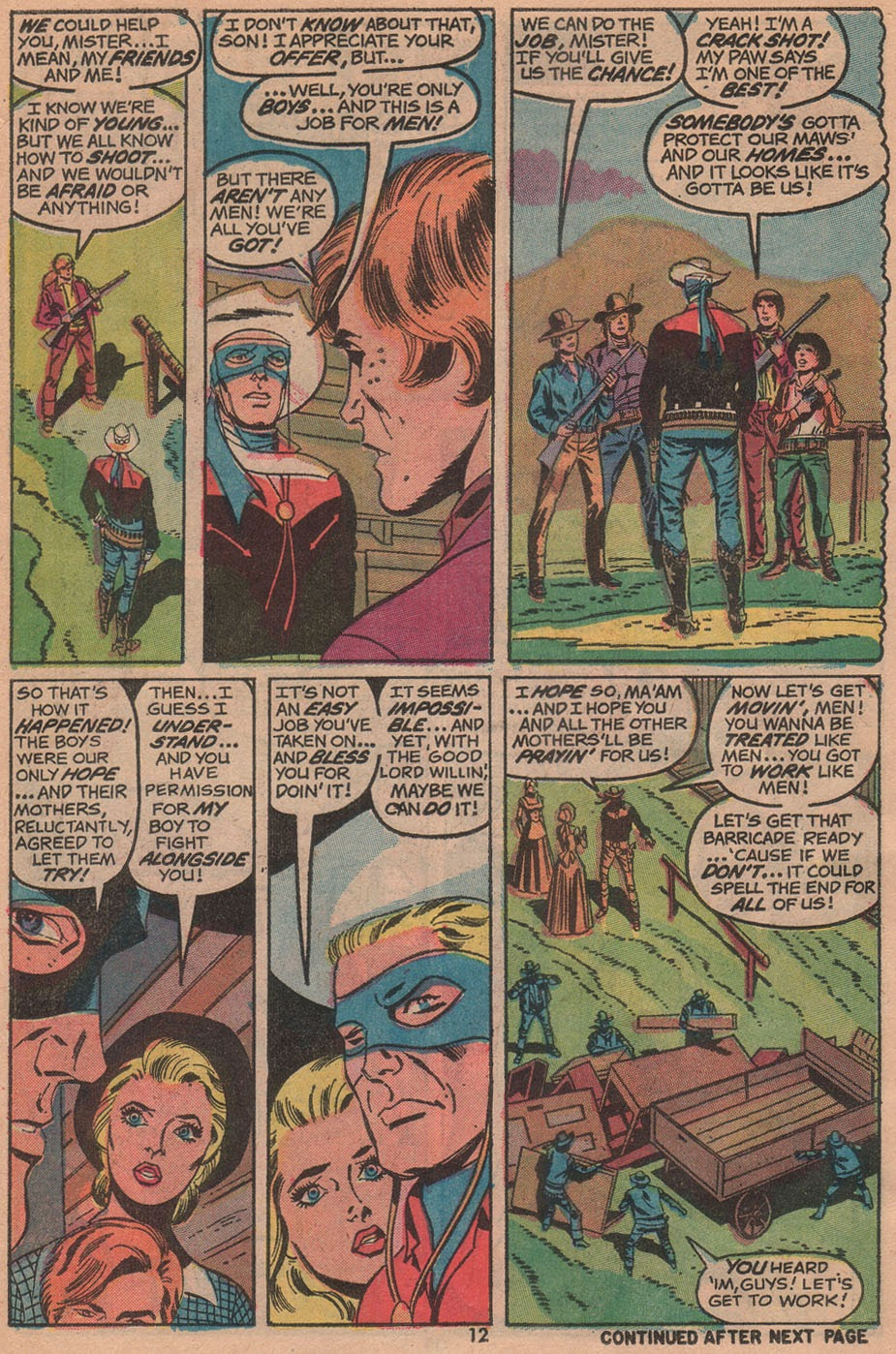 The Outlaw Kid (1970) issue 14 - Page 14