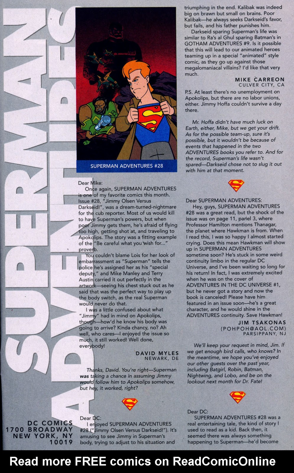 Superman Adventures issue 33 - Page 24