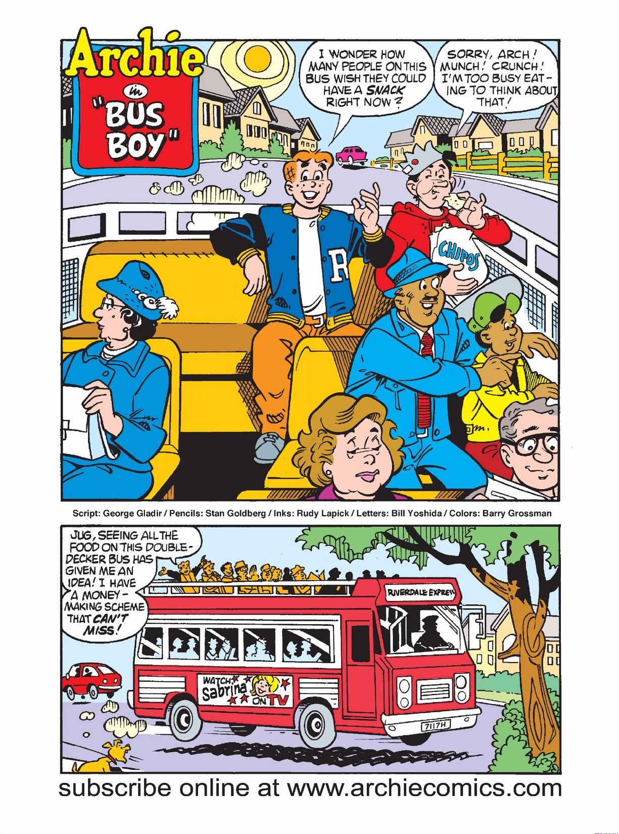 Read online Archie 1000 Page Comics Bonanza comic -  Issue #3 (Part 1) - 8