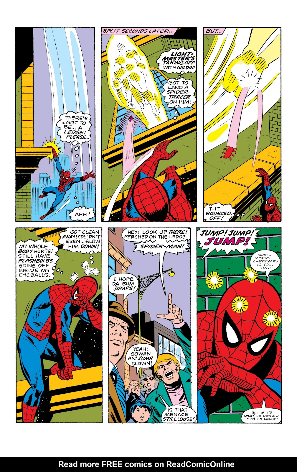 Read online Marvel Masterworks: The Spectacular Spider-Man comic -  Issue # TPB (Part 1) - 55