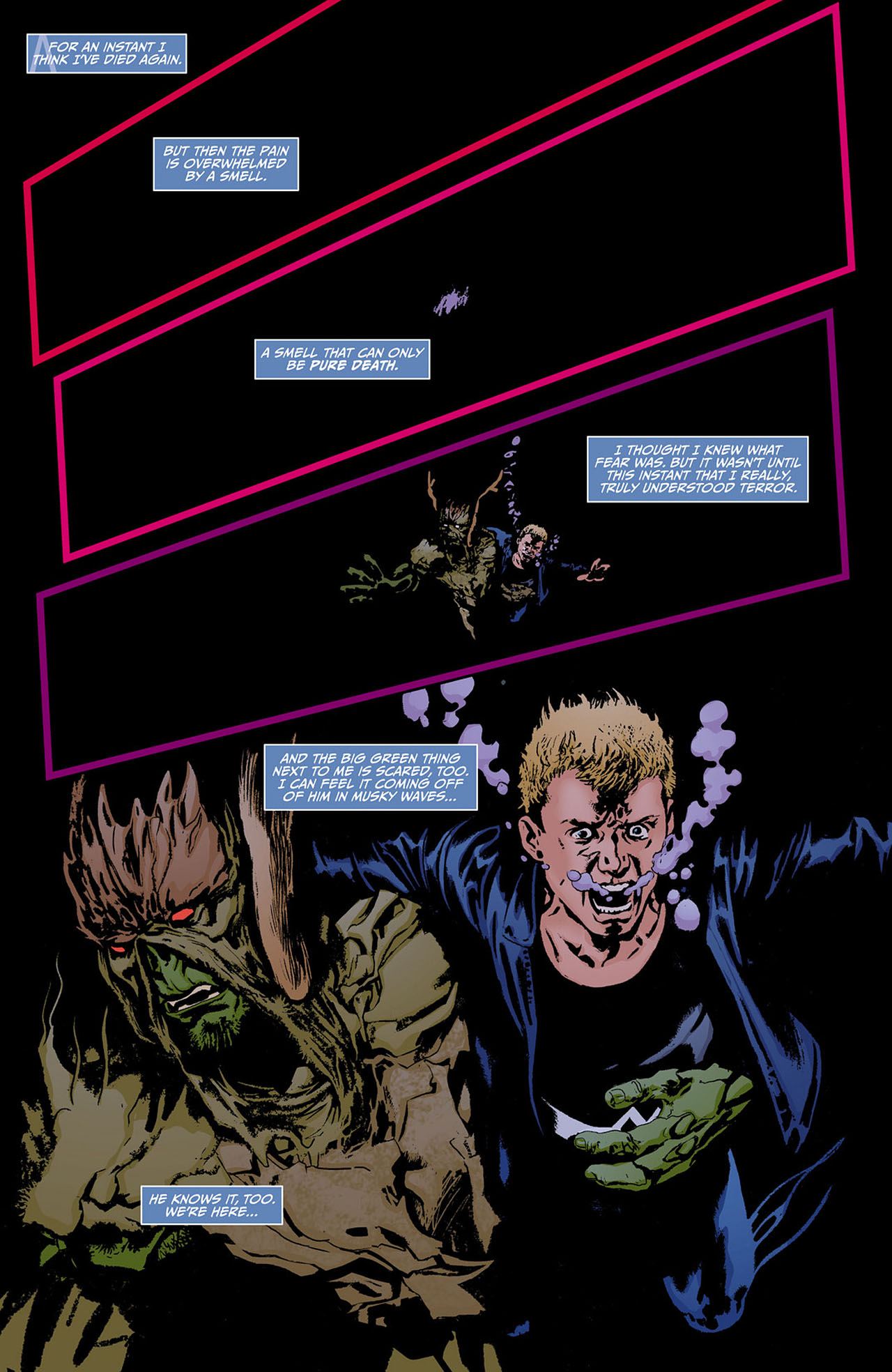 Read online Animal Man (2011) comic -  Issue #12 - 18