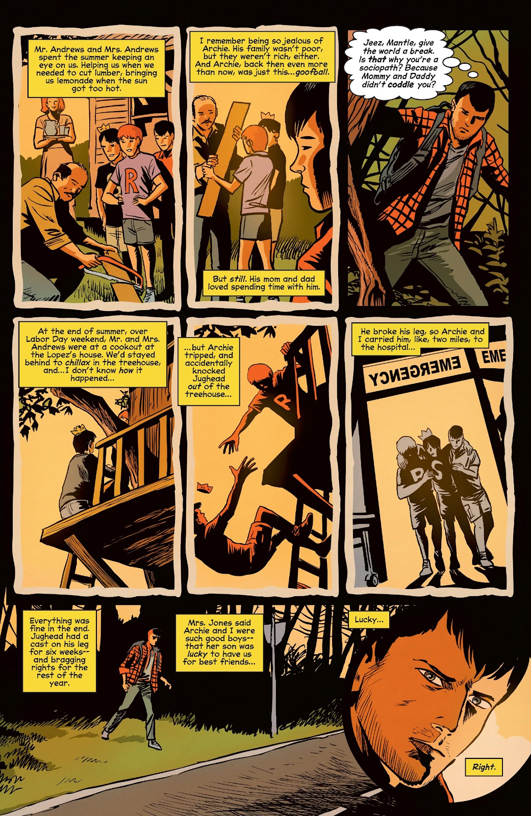 Afterlife with Archie issue 9 - Page 23