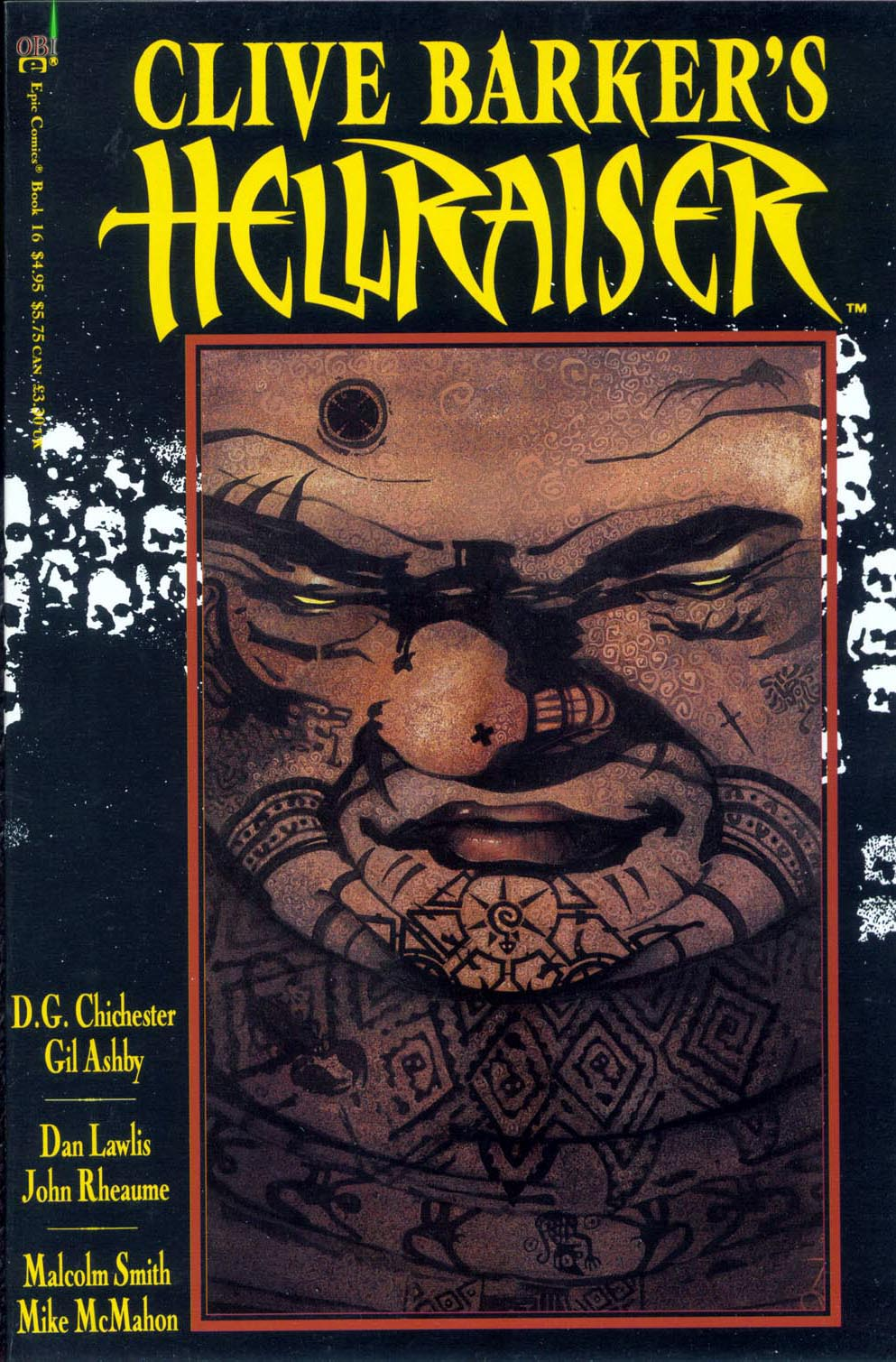 Clive Barkers Hellraiser (1989) 16 Page 1