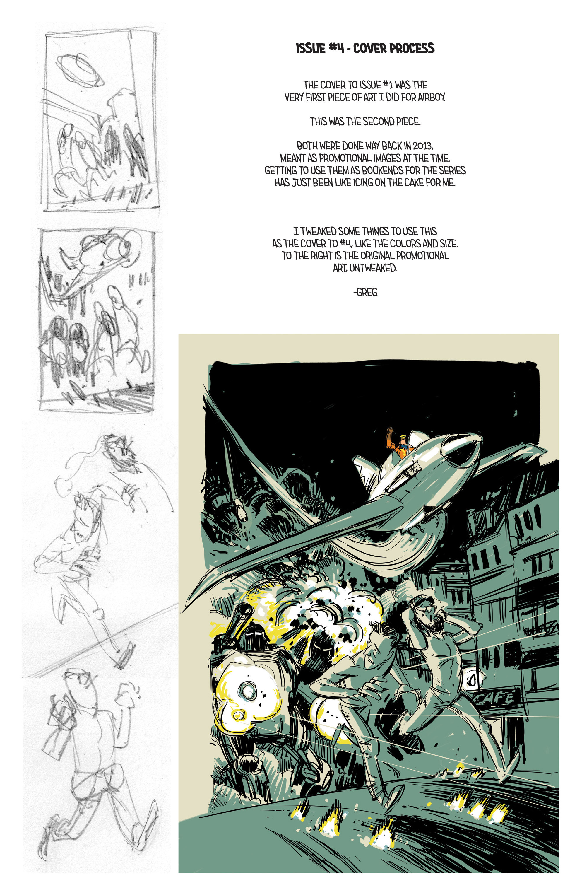 Read online Airboy comic -  Issue #3 - 25