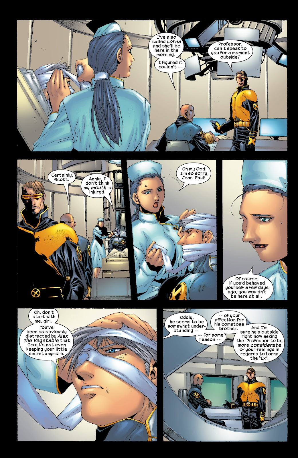 Read online X-Men: Unstoppable comic -  Issue # TPB (Part 2) - 57