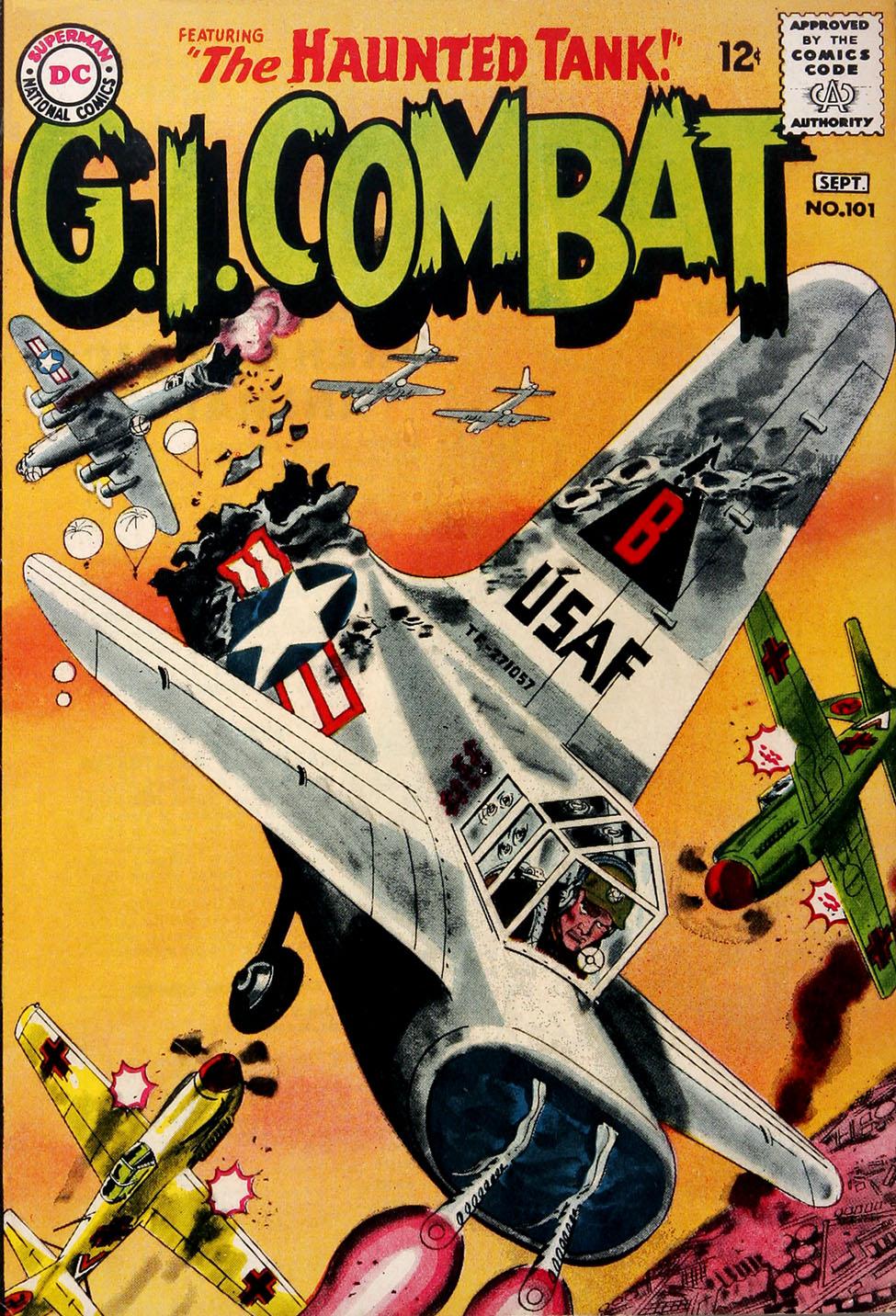 G.I. Combat (1952) 101 Page 1