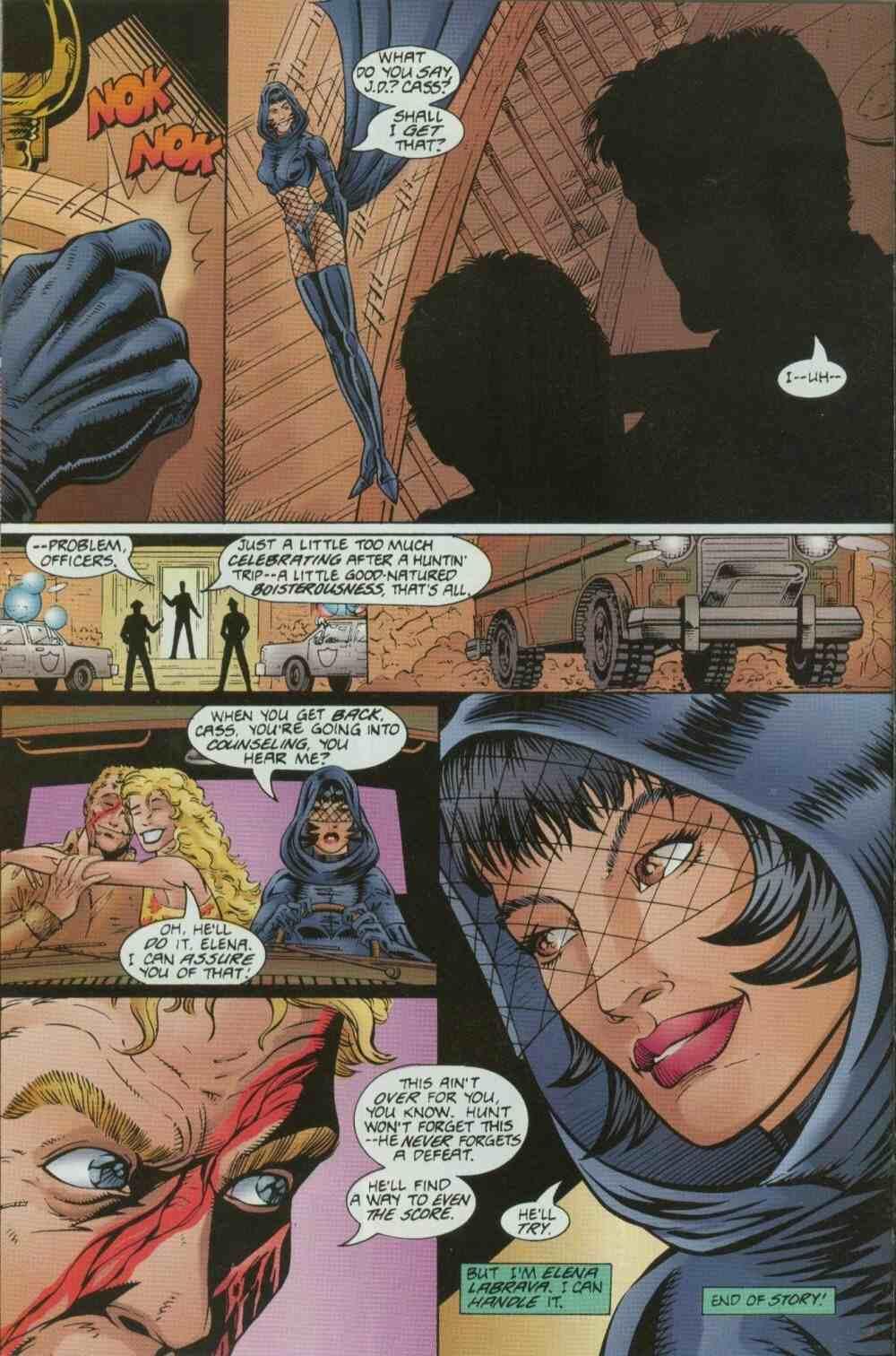 Read online Ultraverse Premiere comic -  Issue #7 - 32