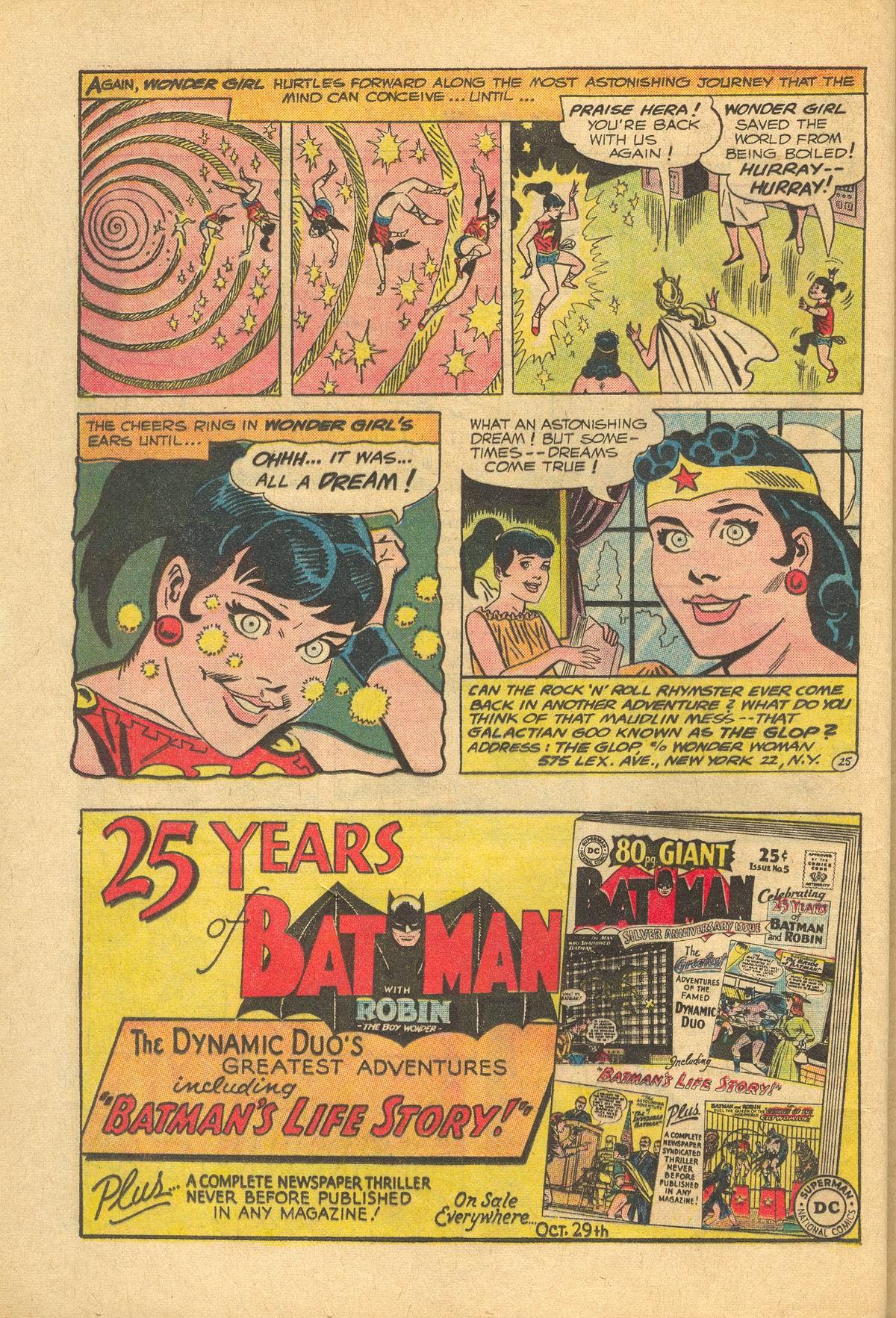 Read online Wonder Woman (1942) comic -  Issue #151 - 32