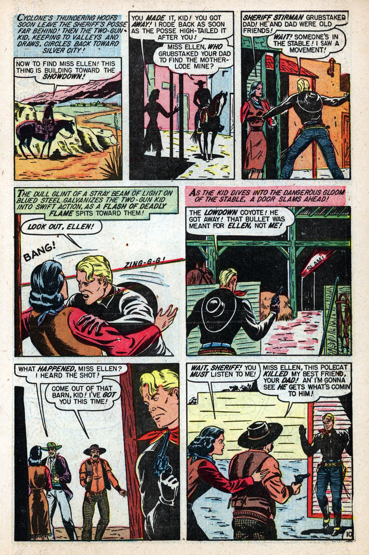 Read online Two-Gun Kid comic -  Issue #4 - 23