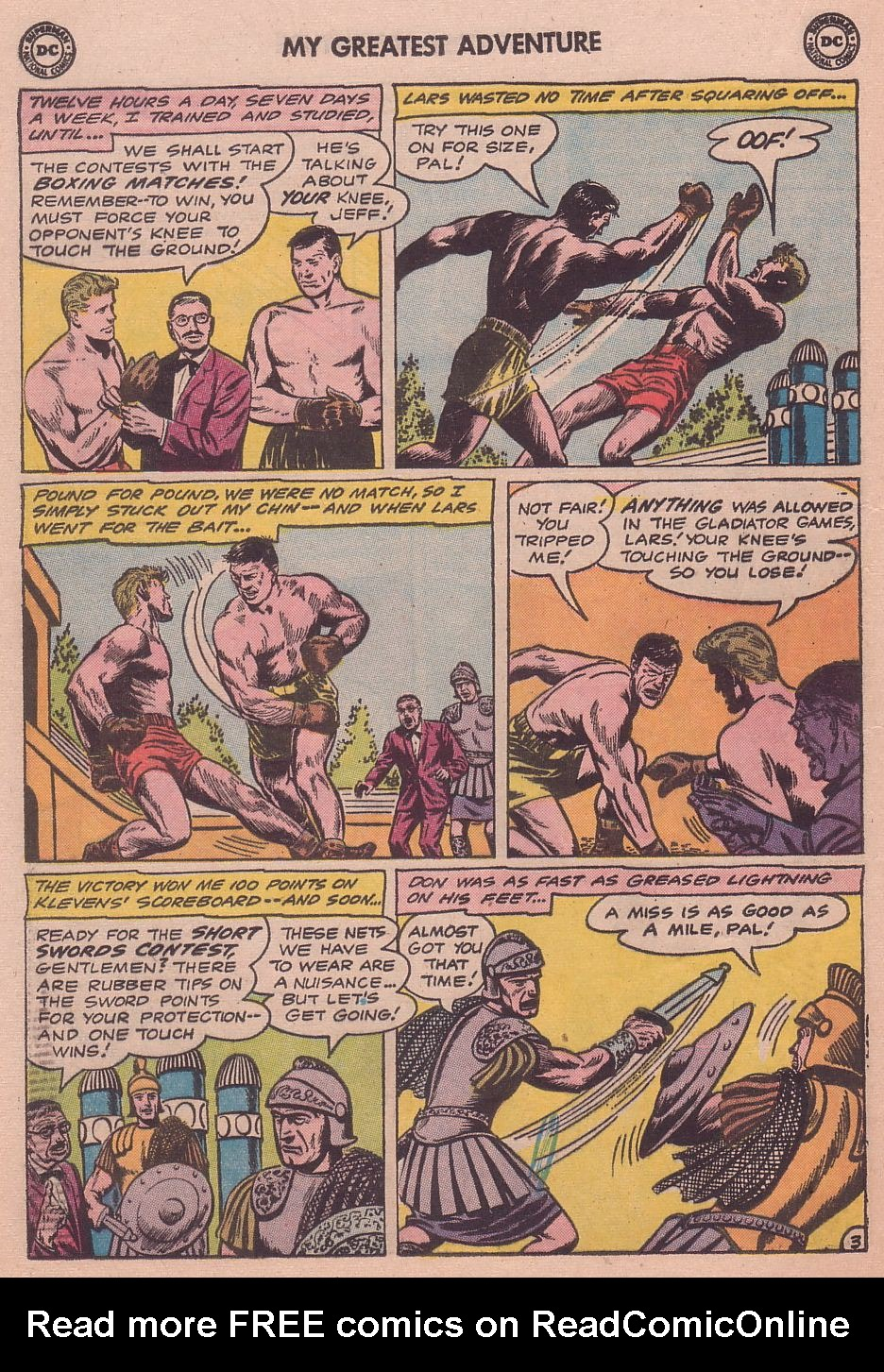 My Greatest Adventure (1955) issue 65 - Page 16