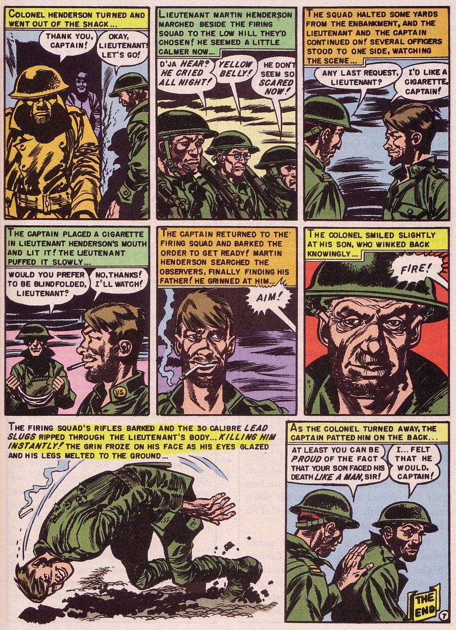 Read online Shock SuspenStories comic -  Issue #1 - 16