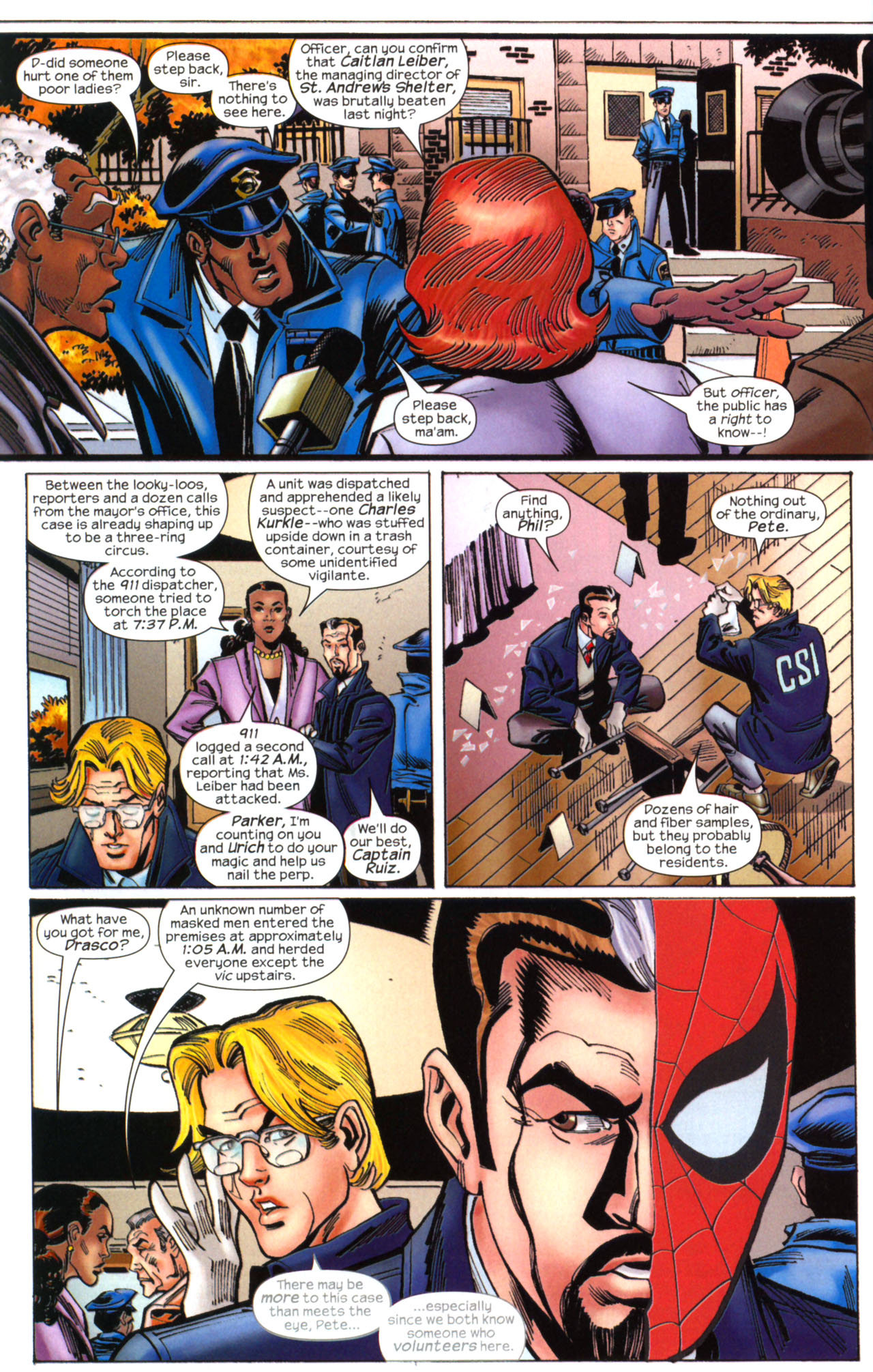 Read online Amazing Spider-Girl comic -  Issue #2 - 3