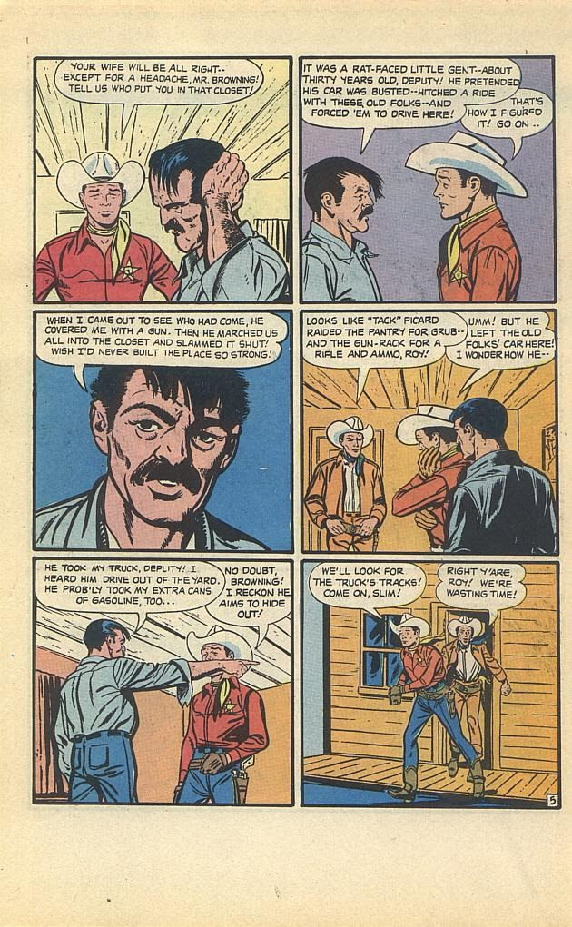 Read online Roy Rogers comic -  Issue #4 - 24