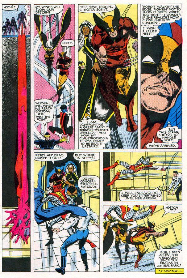 Read online Uncanny X-Men (1963) comic -  Issue # _Annual 6 - 32