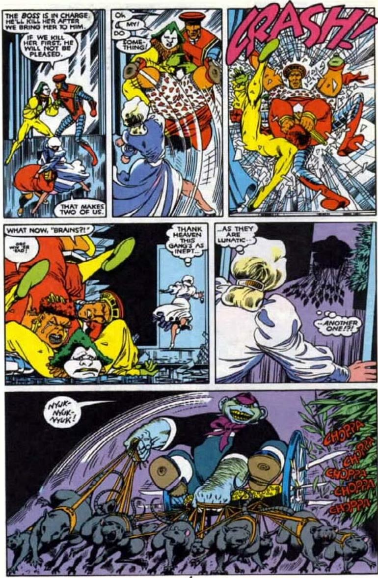 Excalibur (1988) issue 4 - Page 5