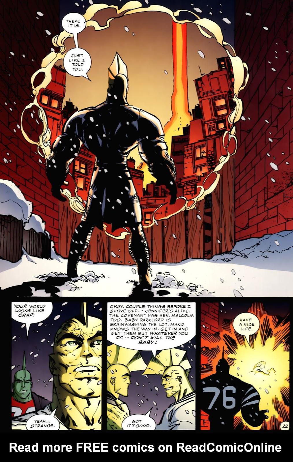 The Savage Dragon (1993) Issue #98 #101 - English 23