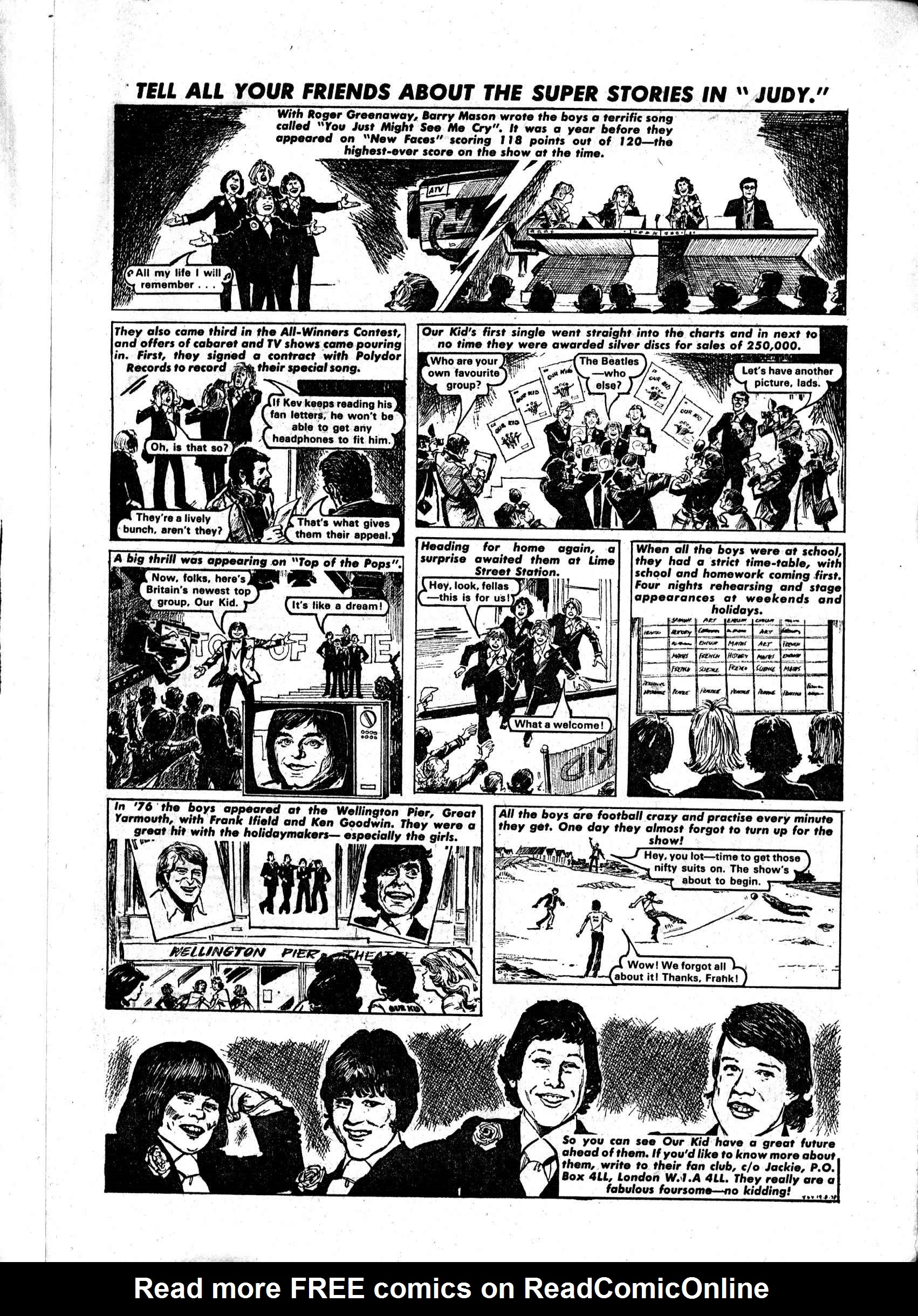 Read online Judy comic -  Issue #971 - 23