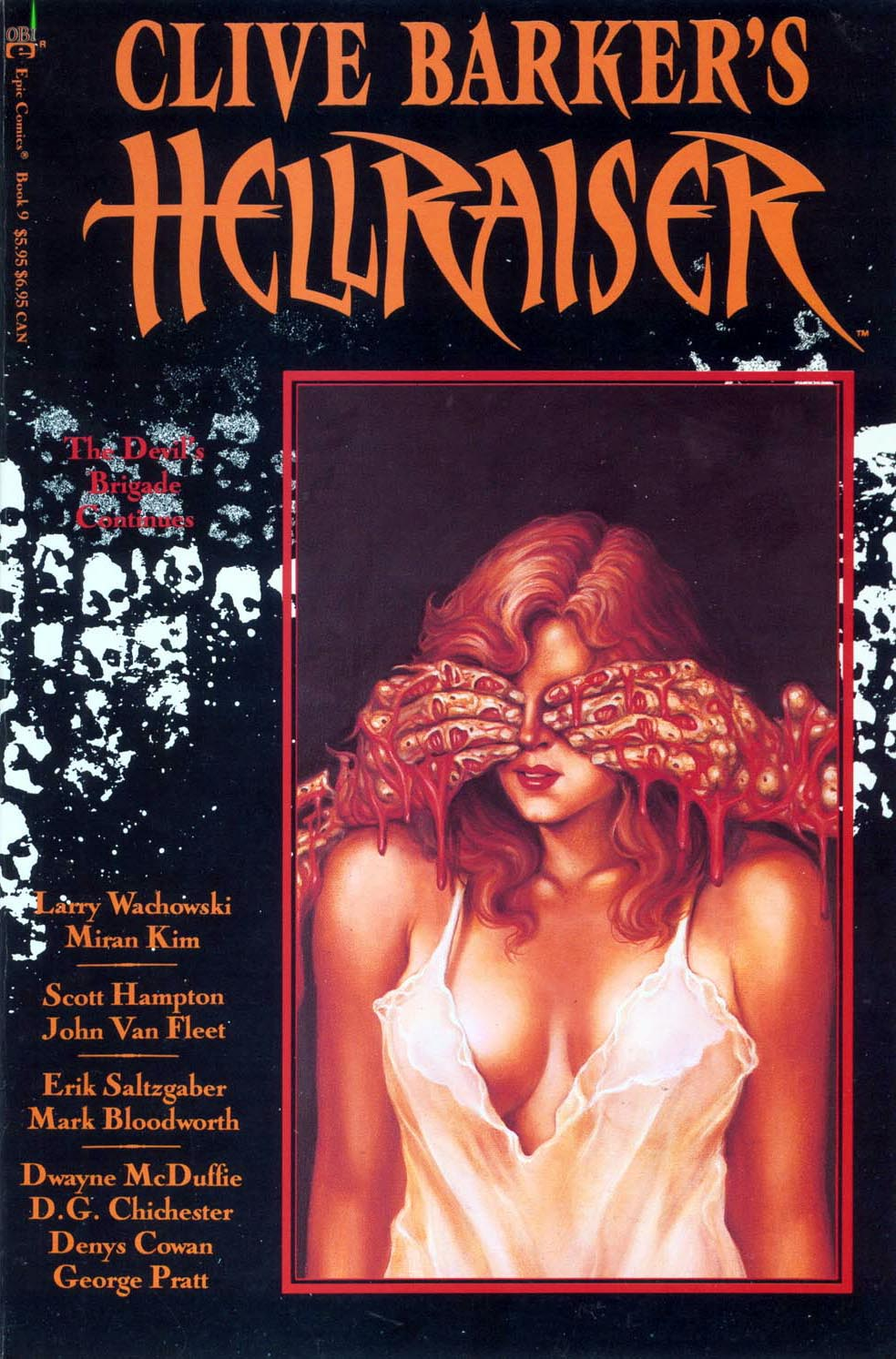Clive Barkers Hellraiser (1989) 9 Page 1