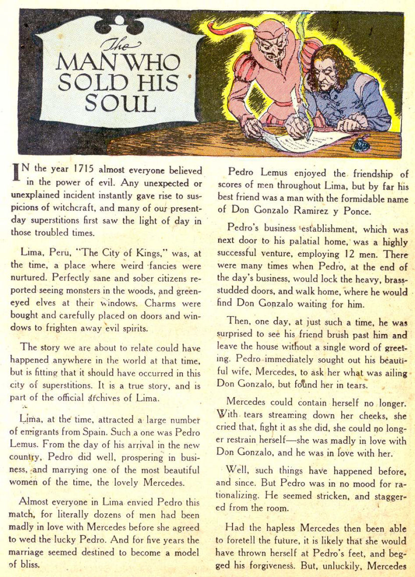 Read online Sensation (Mystery) Comics comic -  Issue #113 - 23