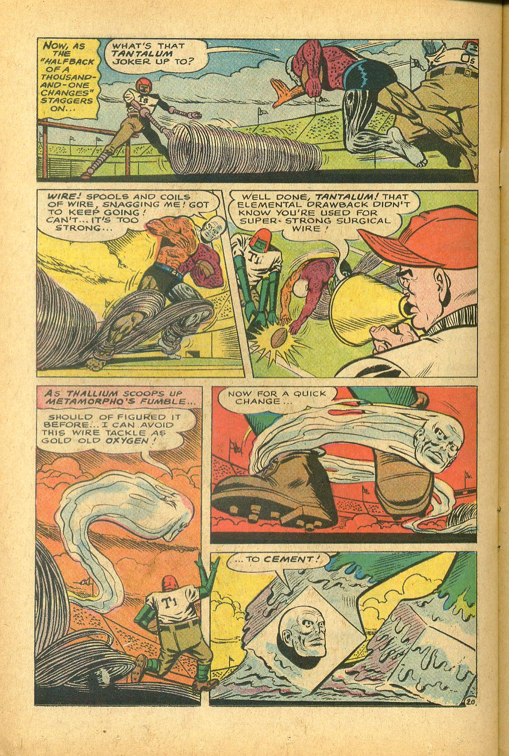 Metamorpho (1965) issue 12 - Page 26