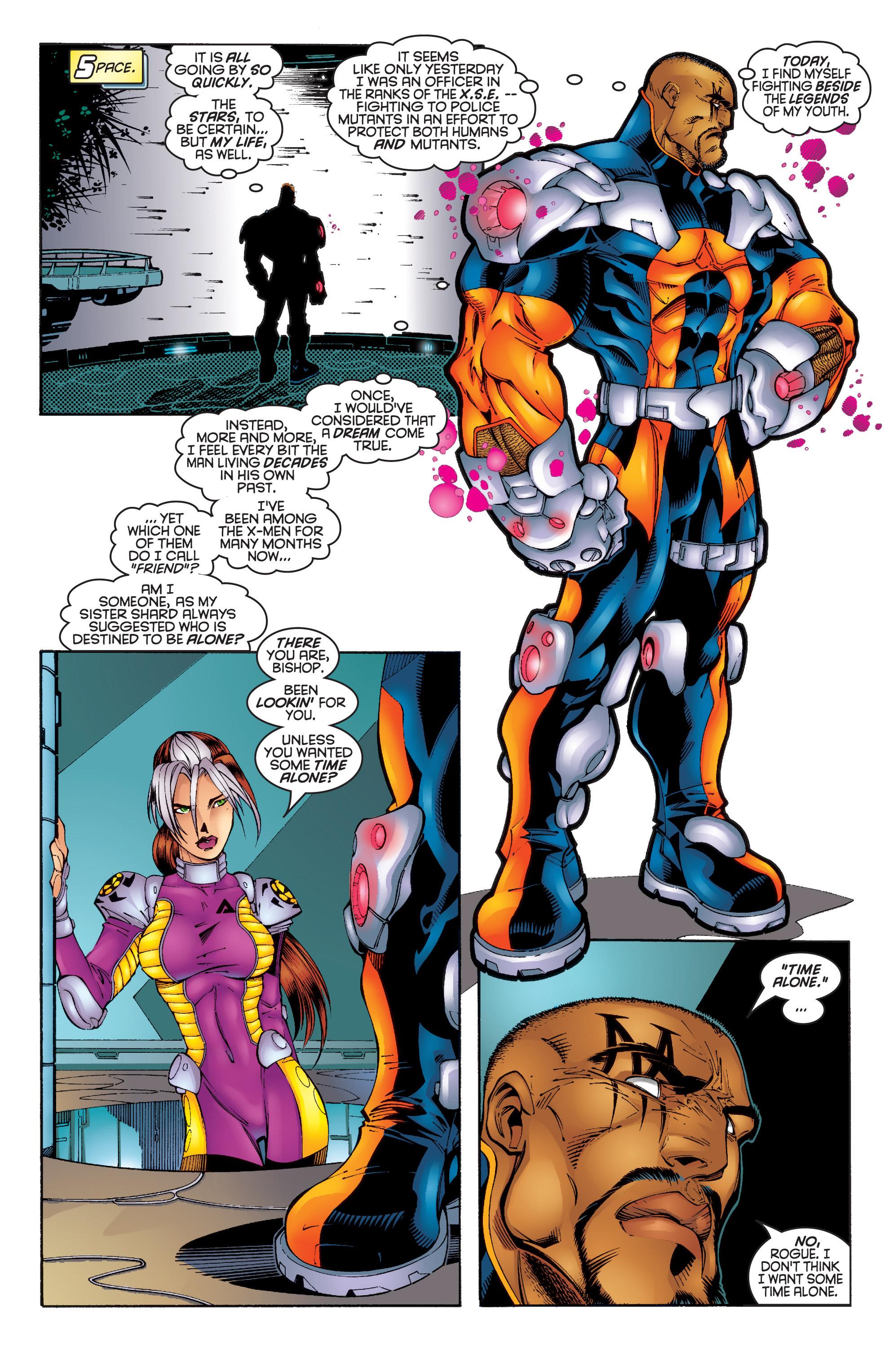 Read online Uncanny X-Men (1963) comic -  Issue #342 - 15