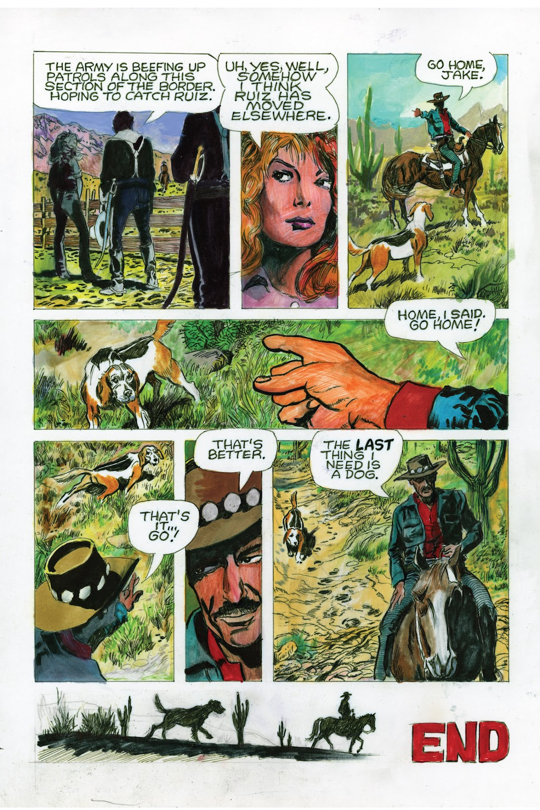 Read online Doug Wildey's Rio: The Complete Saga comic -  Issue # TPB (Part 3) - 73