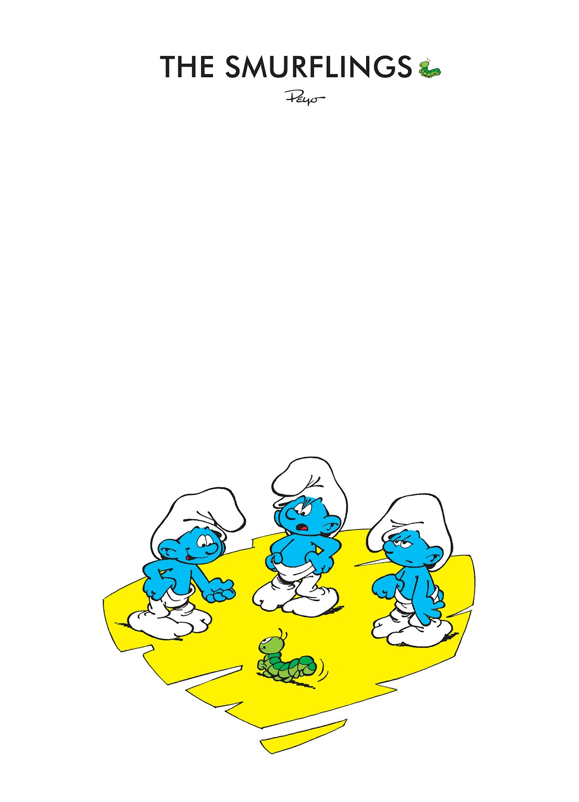 Read online The Smurfs comic -  Issue #15 - 2
