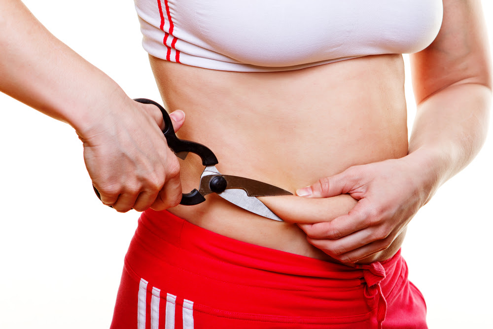 You Asked: Can You Lose Weight Just from Your Stomach?