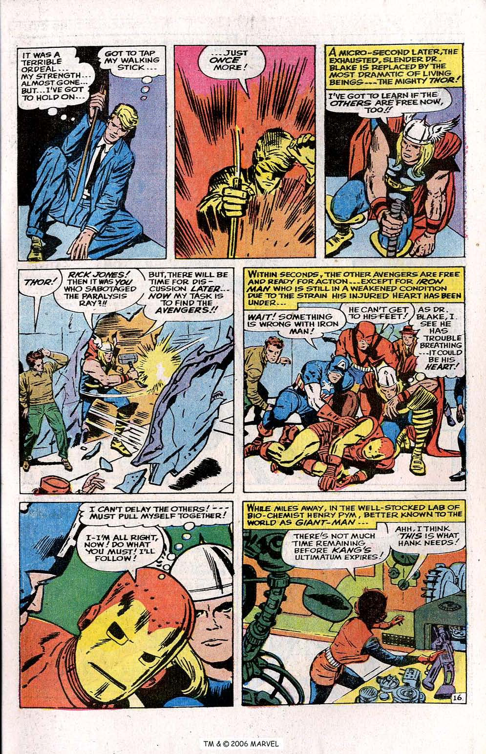 The Avengers (1963) _Annual_5 Page 20