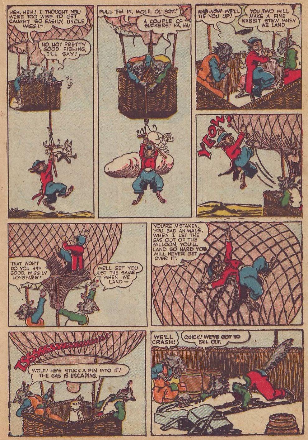 Read online Animal Comics comic -  Issue #23 - 17