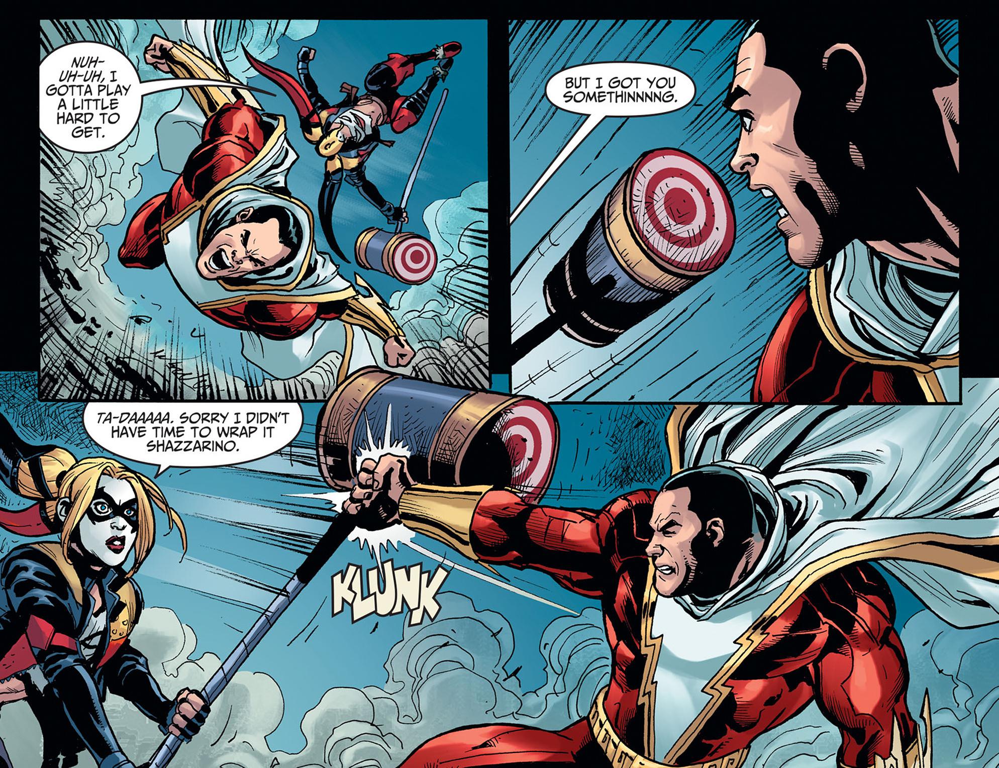 Read online Injustice: Ground Zero comic -  Issue #9 - 17