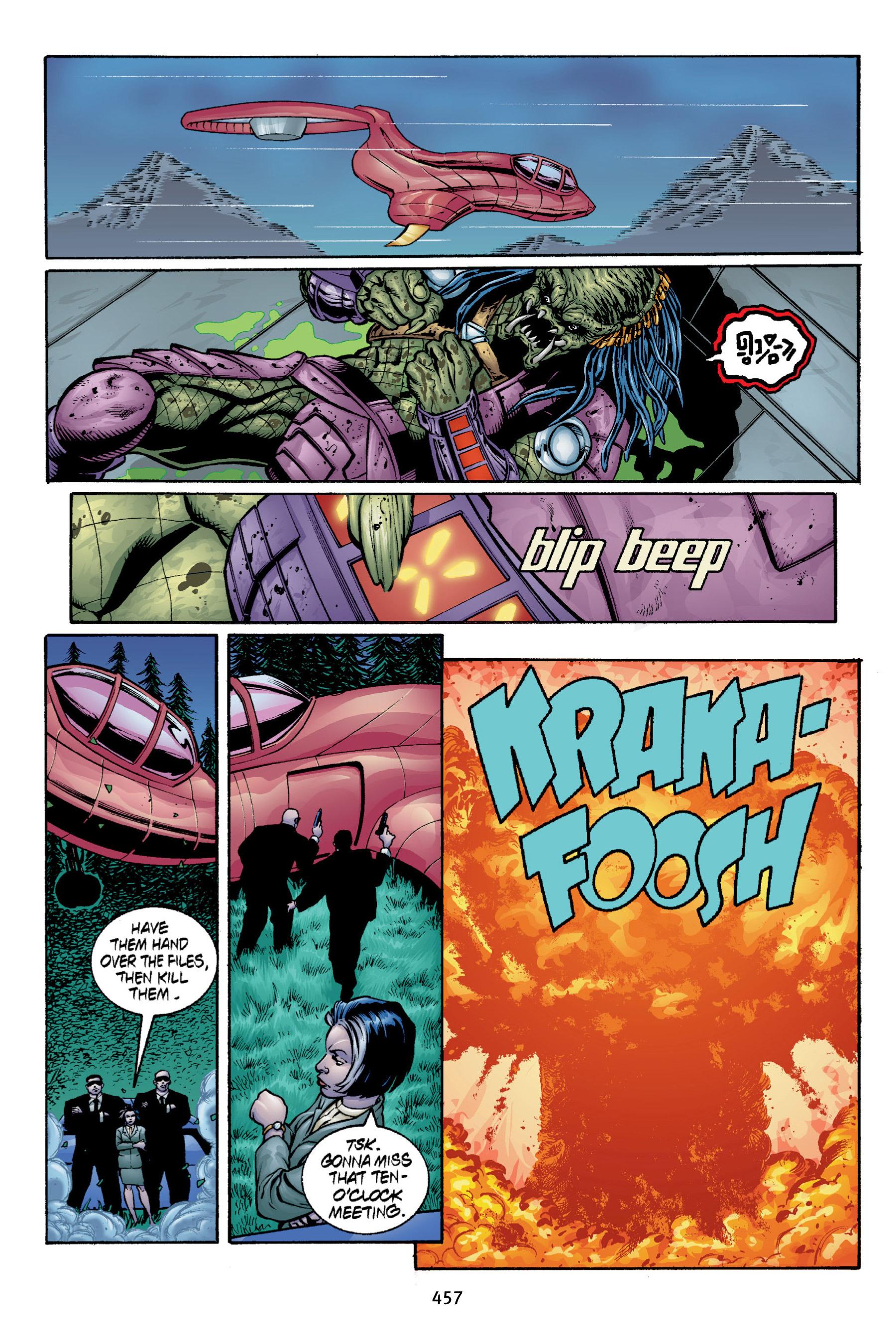 Read online Aliens vs. Predator Omnibus comic -  Issue # _TPB 2 Part 4 - 119