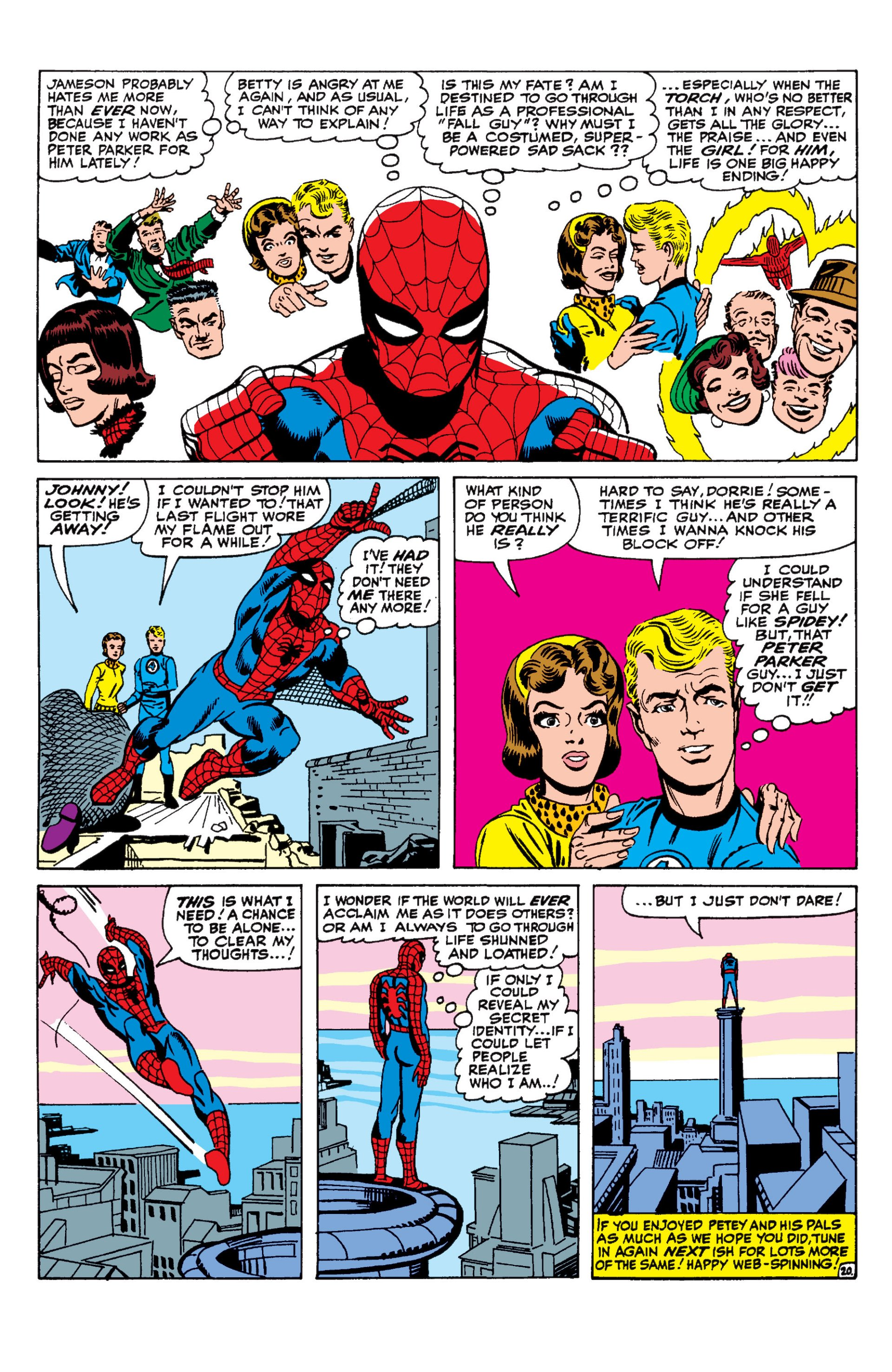 The Amazing Spider-Man (1963) 21 Page 20