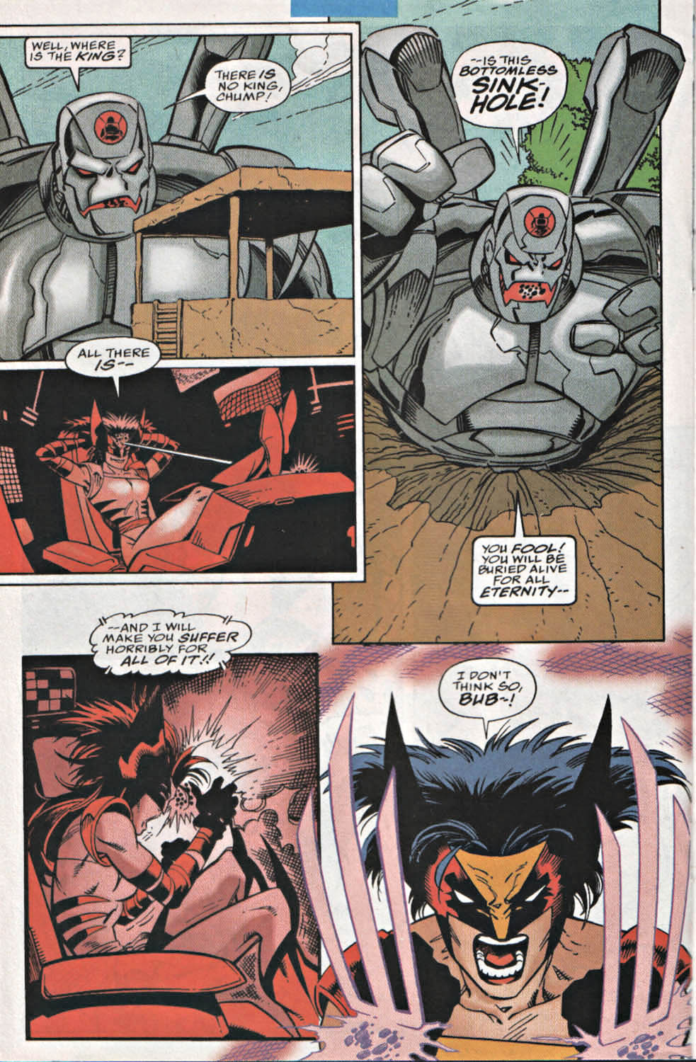 Wild Thing (1999) issue 5 - Page 15