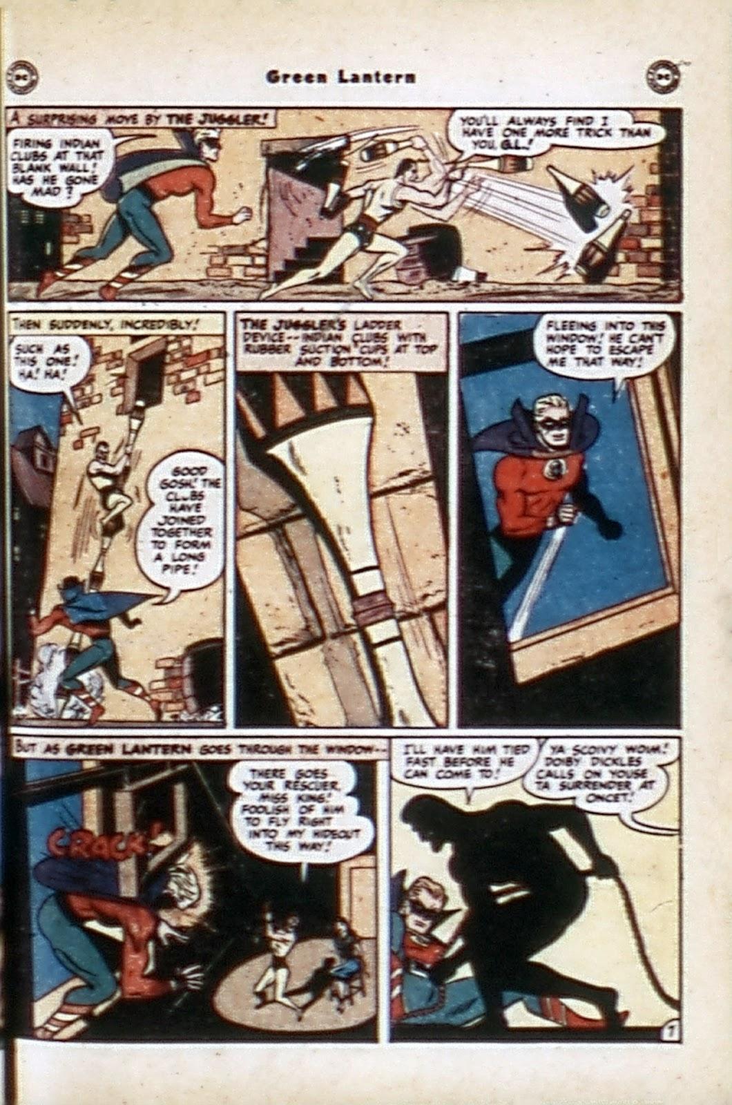 Green Lantern (1941) Issue #32 #32 - English 9