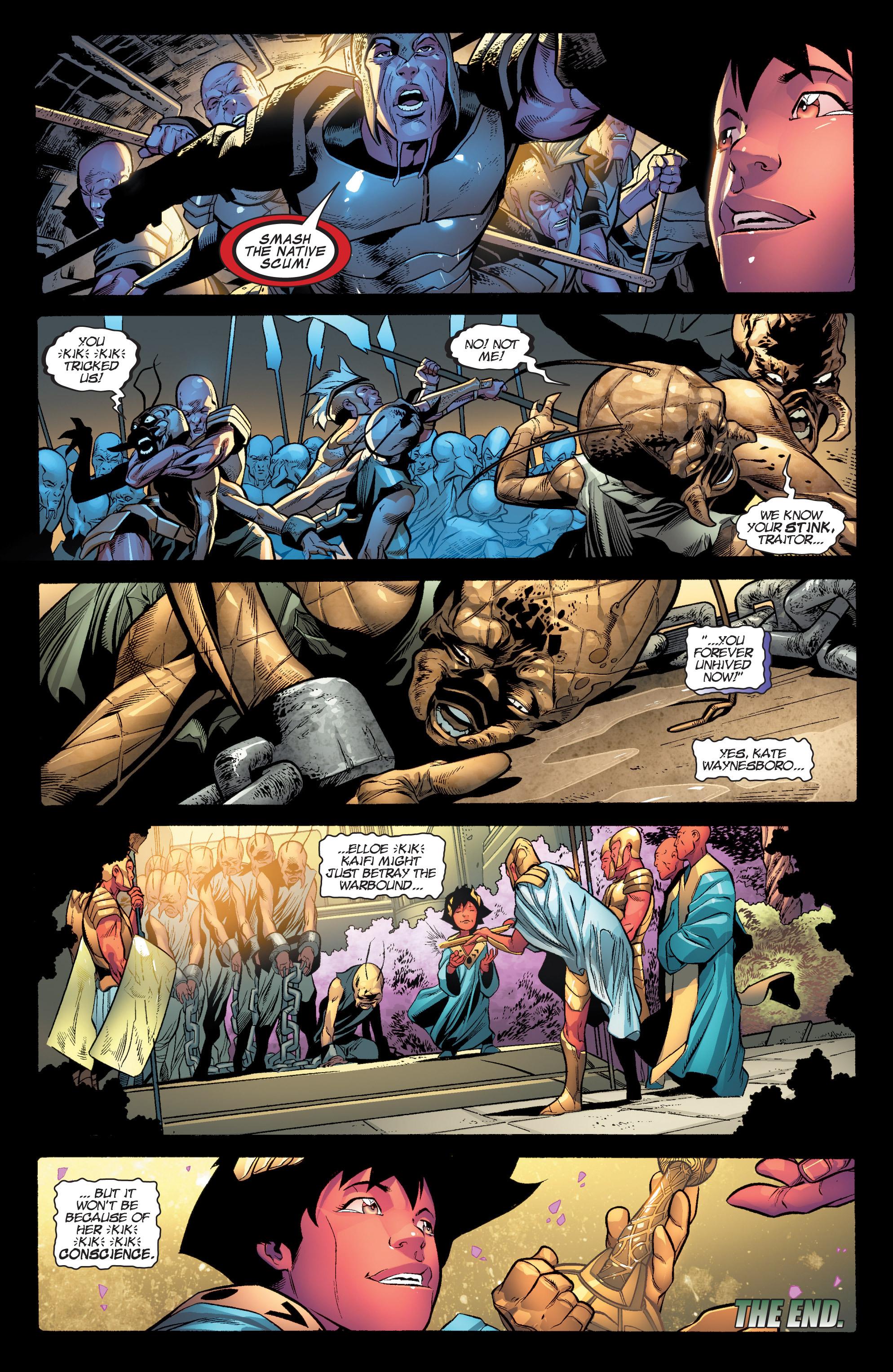 Read online World War Hulk Aftersmash: Warbound, Vol. 1 comic -  Issue #1 - 25