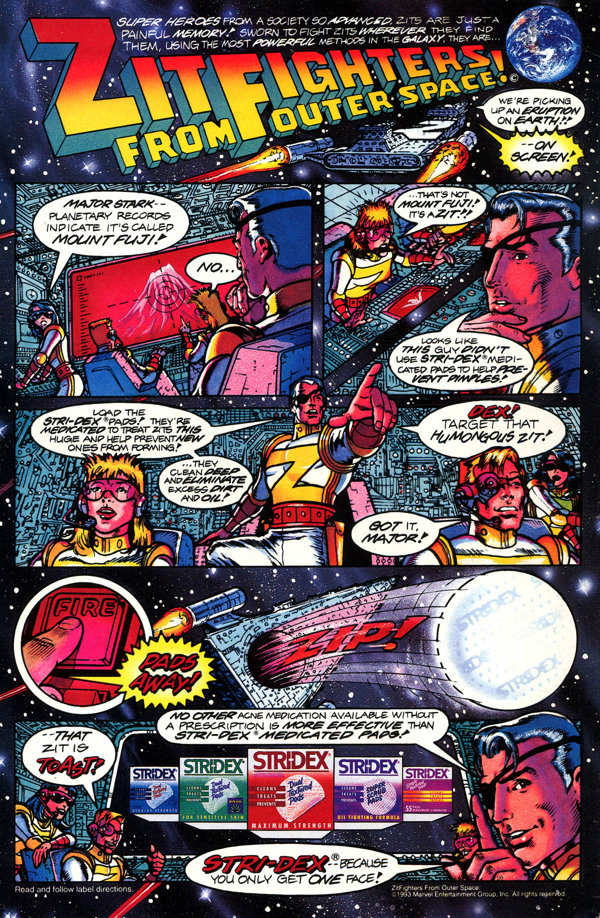 Read online X-Force (1991) comic -  Issue #22 - 34
