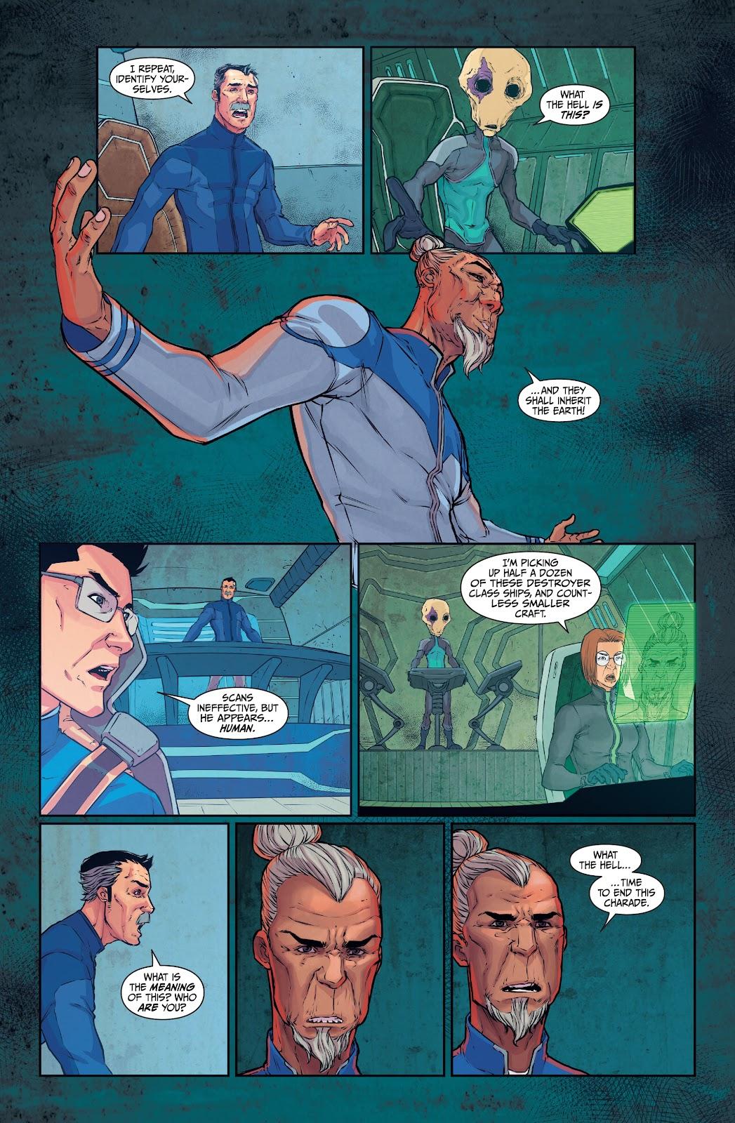 Exilium issue 6 - Page 28