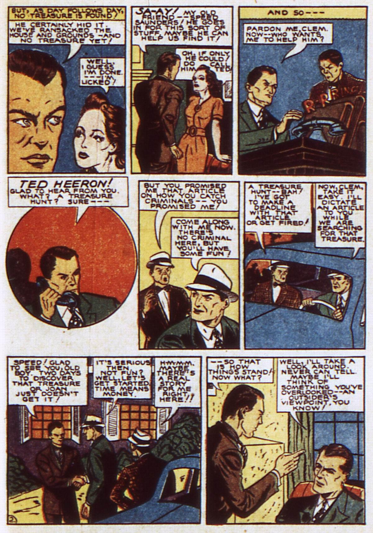 Read online Detective Comics (1937) comic -  Issue #52 - 39